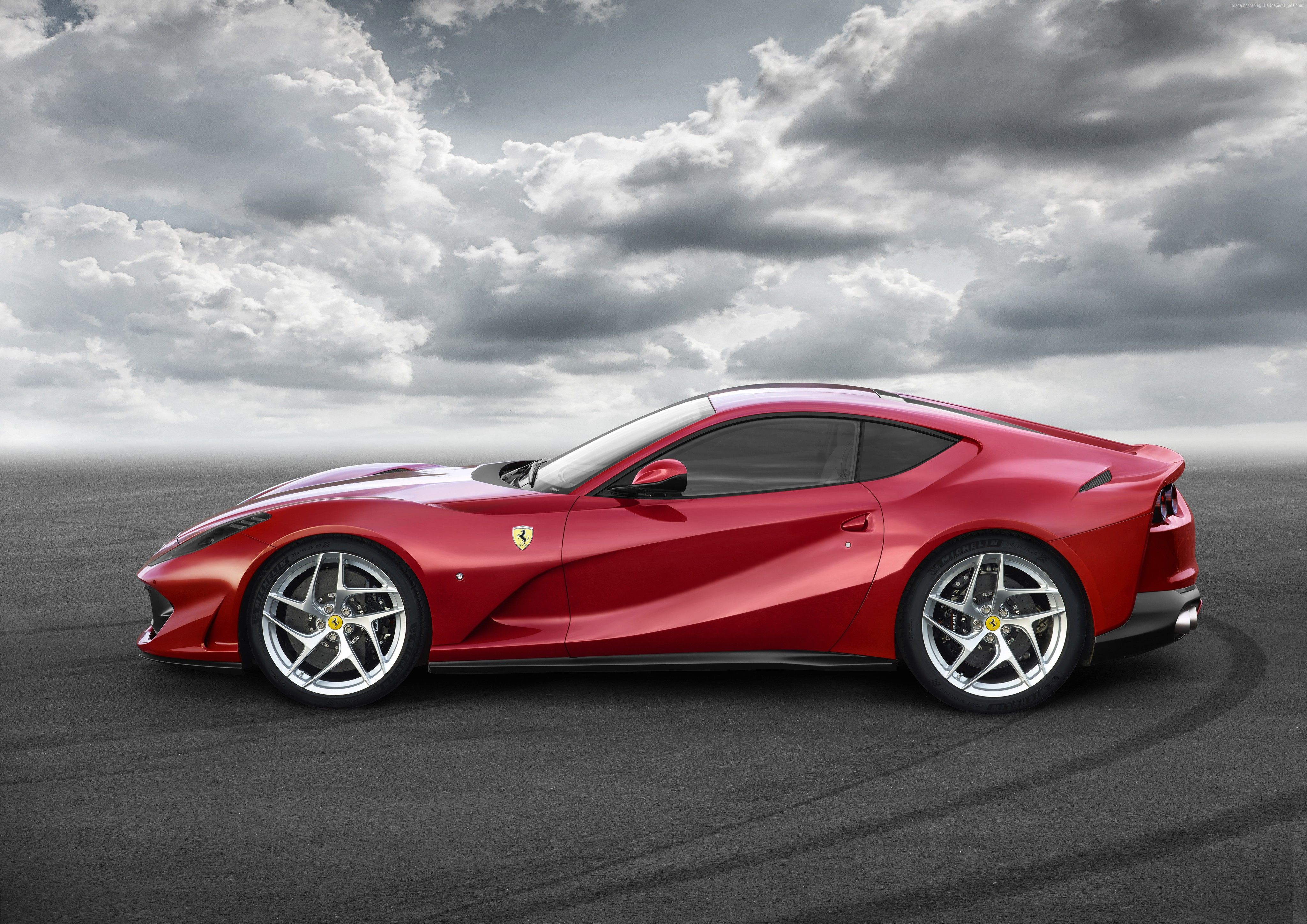 Ferrari Bike Wallpaper Download