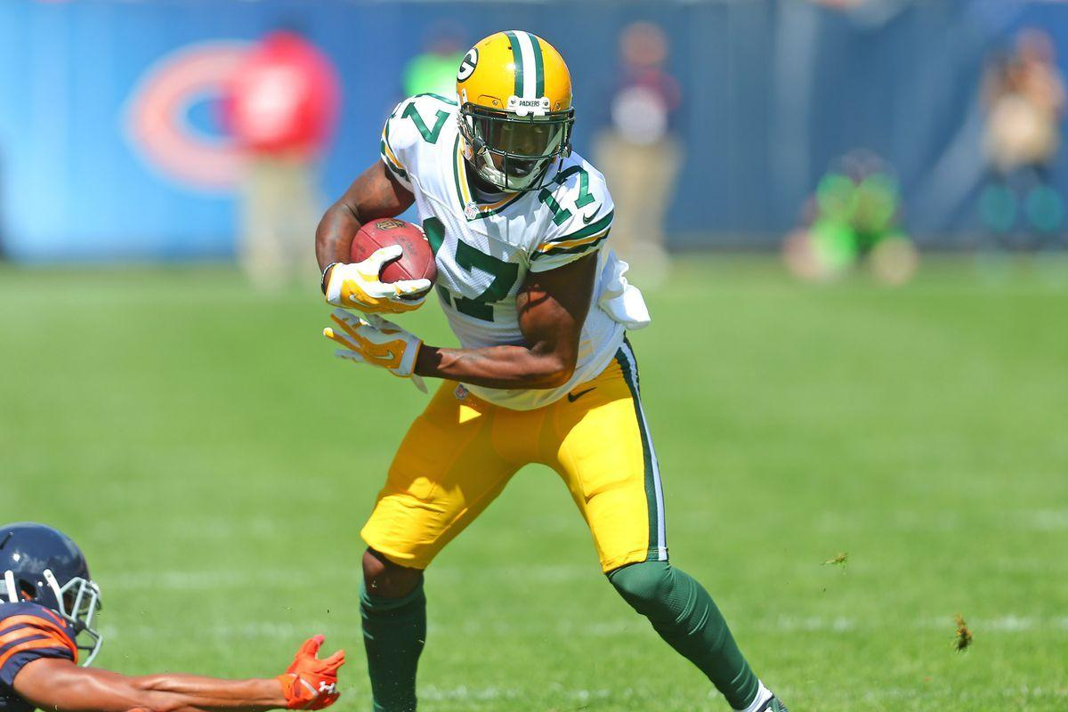 Packers vs. Chargers inactives: Davante Adams ruled out for Sunday