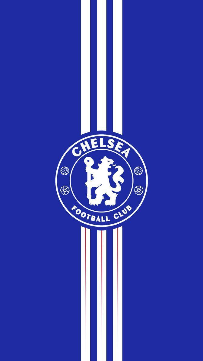 Chelsea Logo Black Backgrounds - Wallpaper Cave