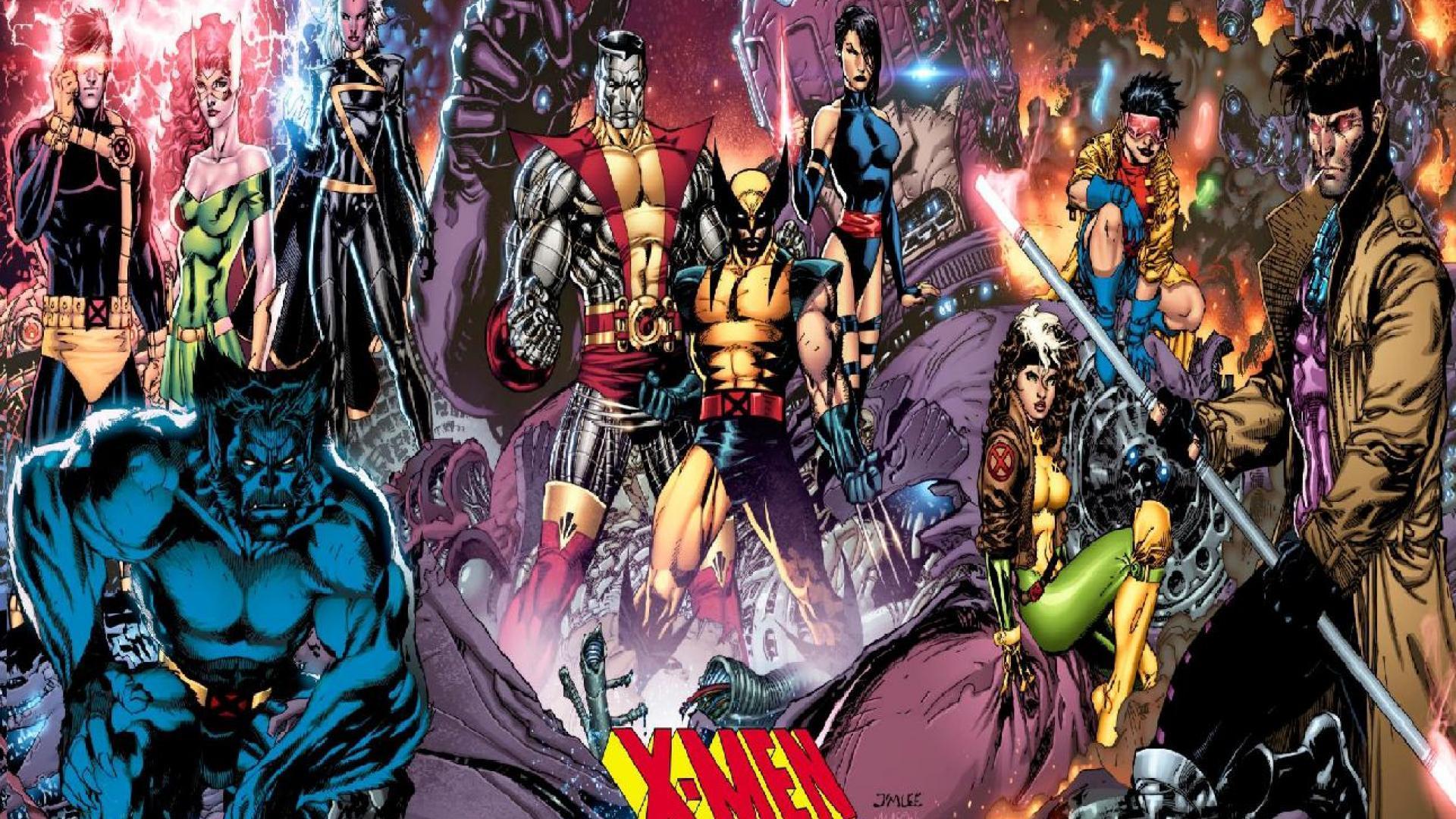 X-Men HD Wallpapers - Wallpaper Cave