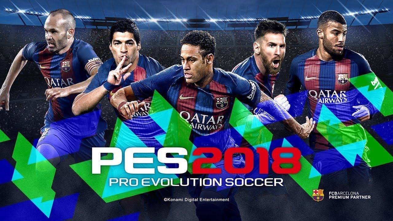 Soccer Wallpapers Backgrounds Pro: Pro Evolution Soccer 2018 Wallpapers