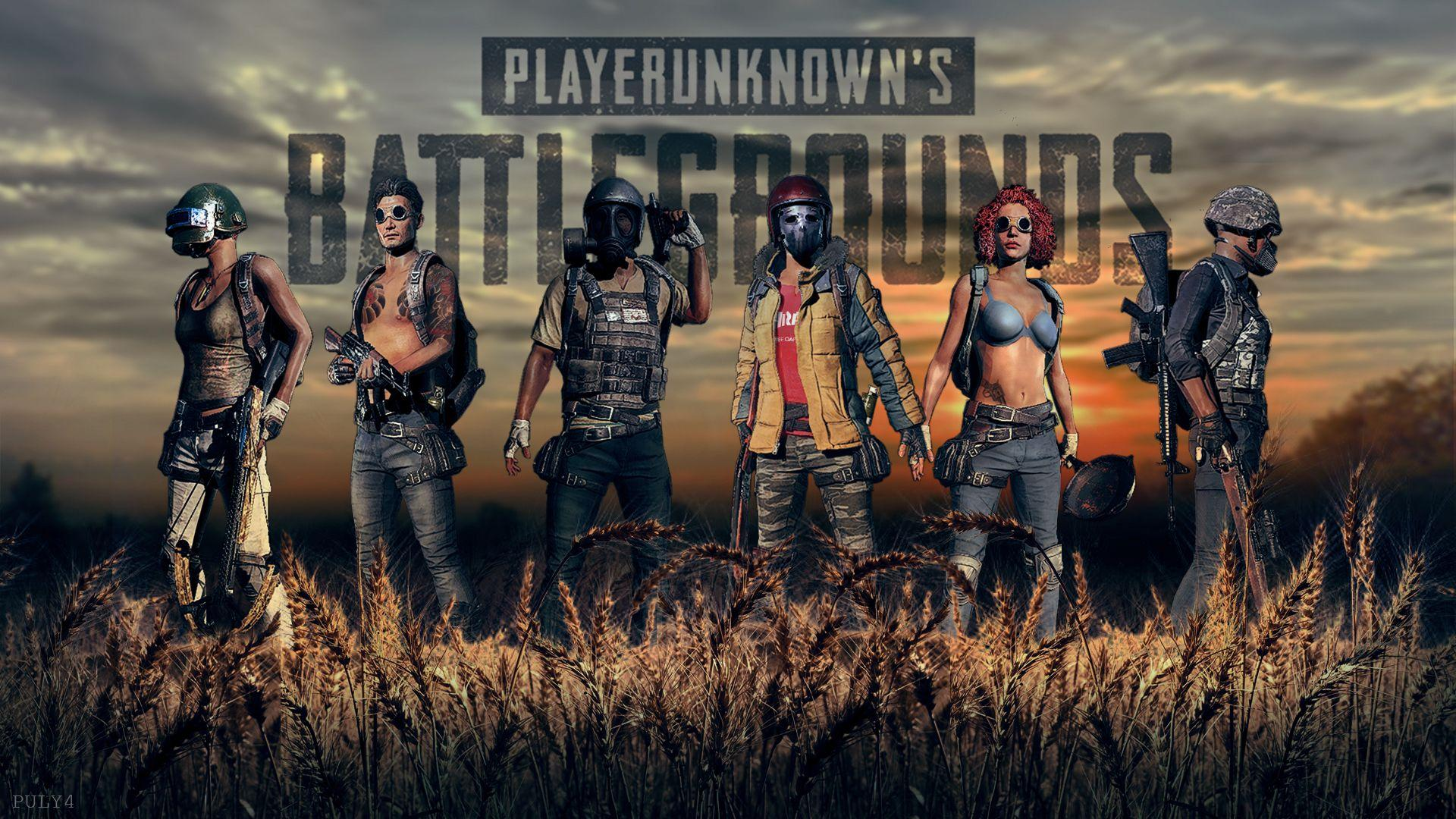 Download Pubg Wallpaper Puter