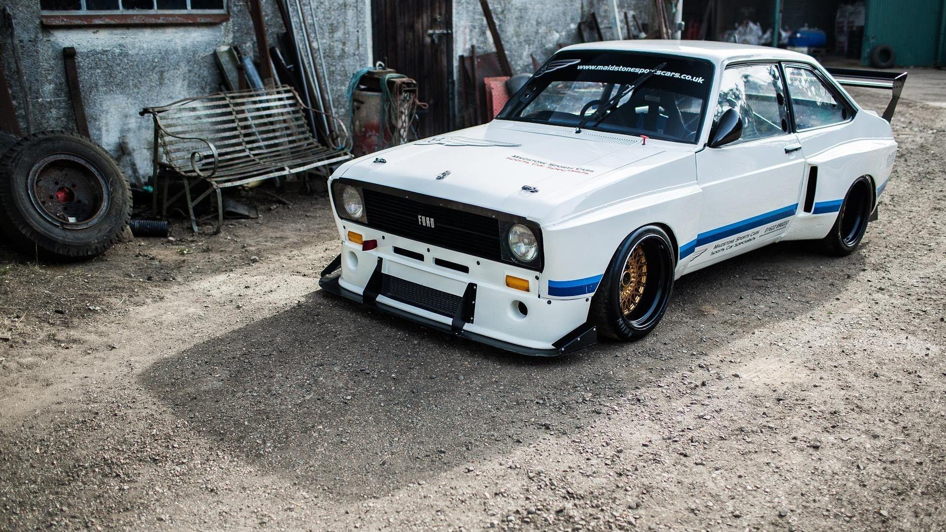 car, Ford USA, Ford Escort Mk1 Wallpapers HD / Desktop and Mobile