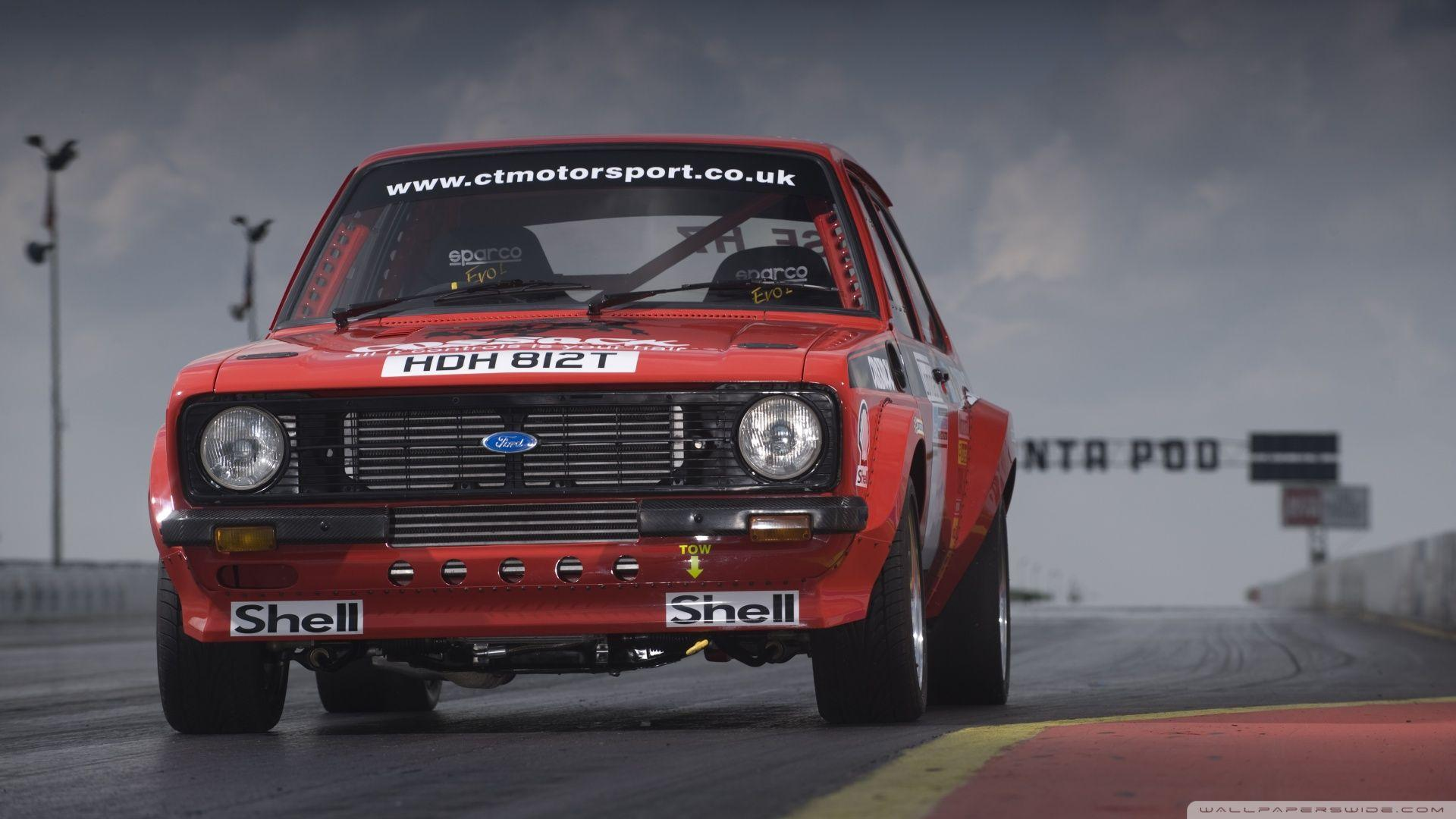 Ford Escort HD desktop wallpapers : Widescreen : High Definition