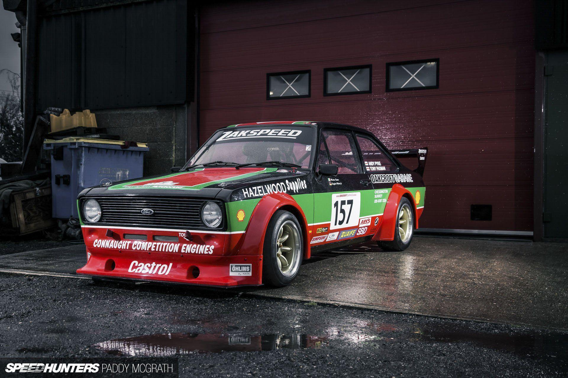 Ford Escort two