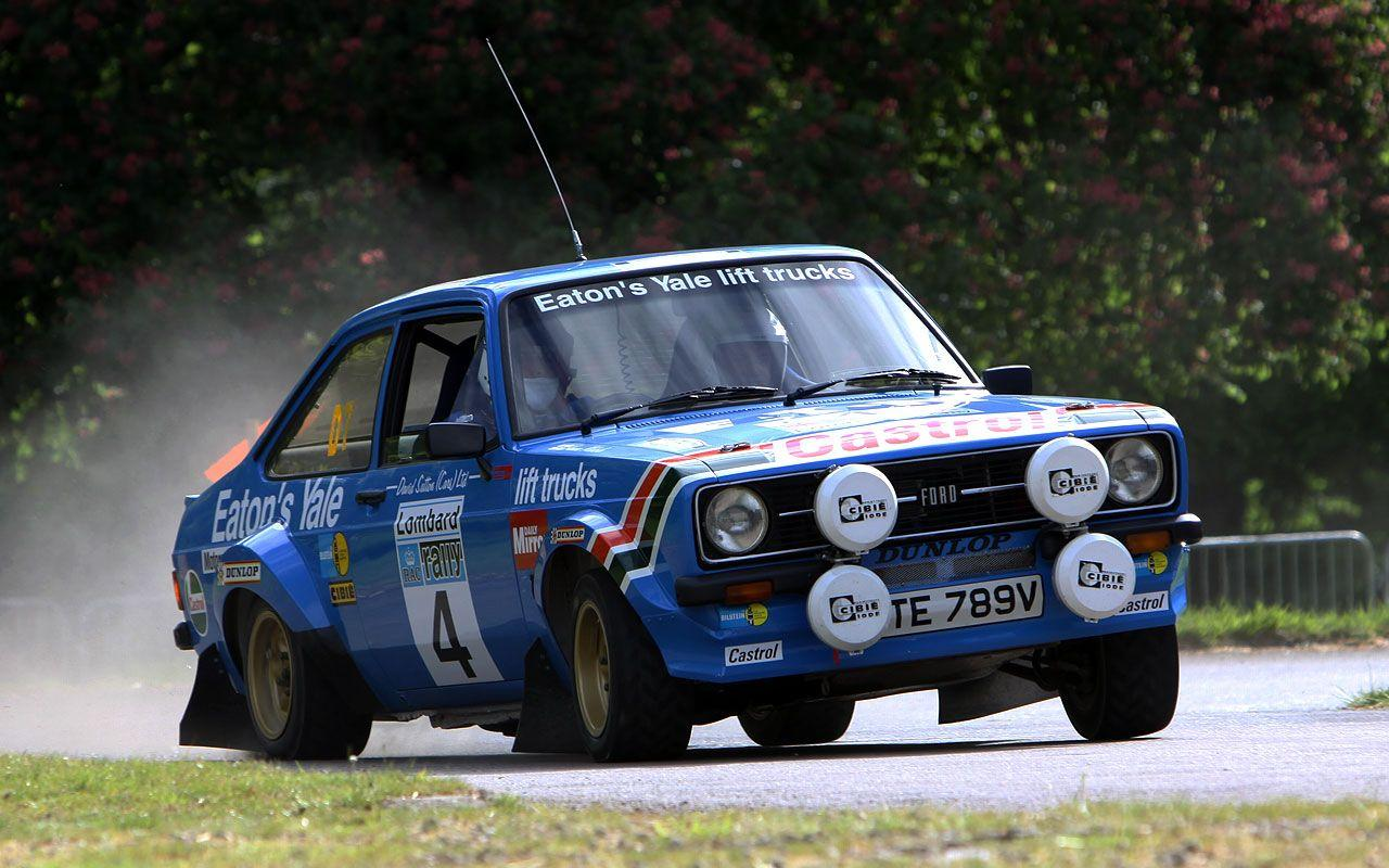 Ford Racing Cars Picture Gallery and History