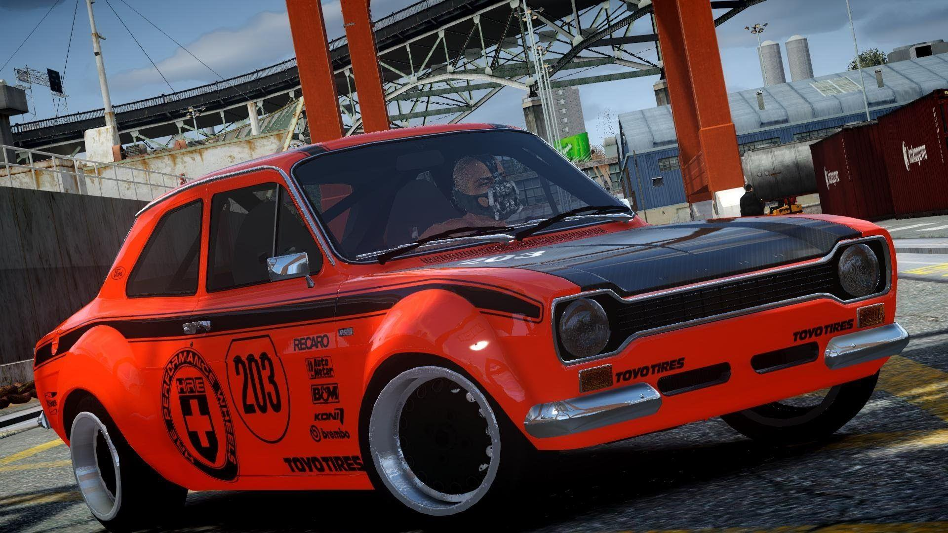 Ford Escort Mk1 wallpapers