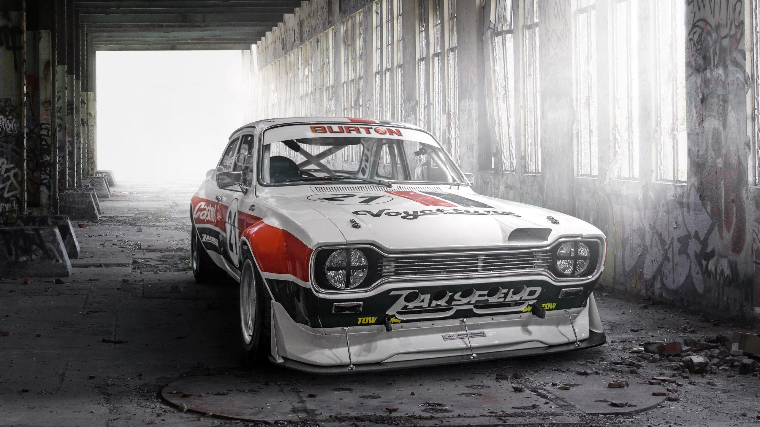 car, Wheels, Sports car, Ford Escort Mk1 Wallpapers HD / Desktop