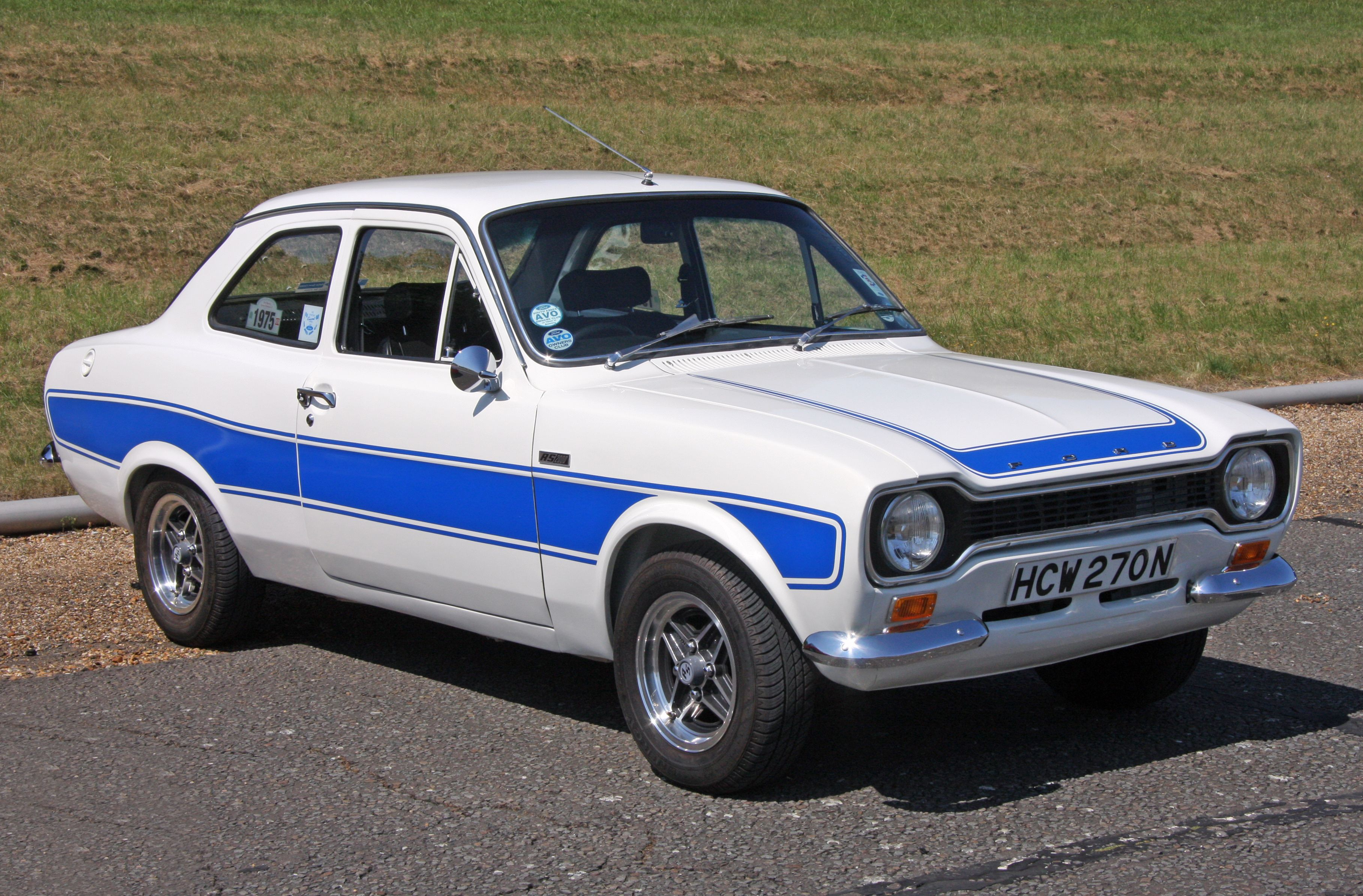 Ford Escort Photos and Wallpapers