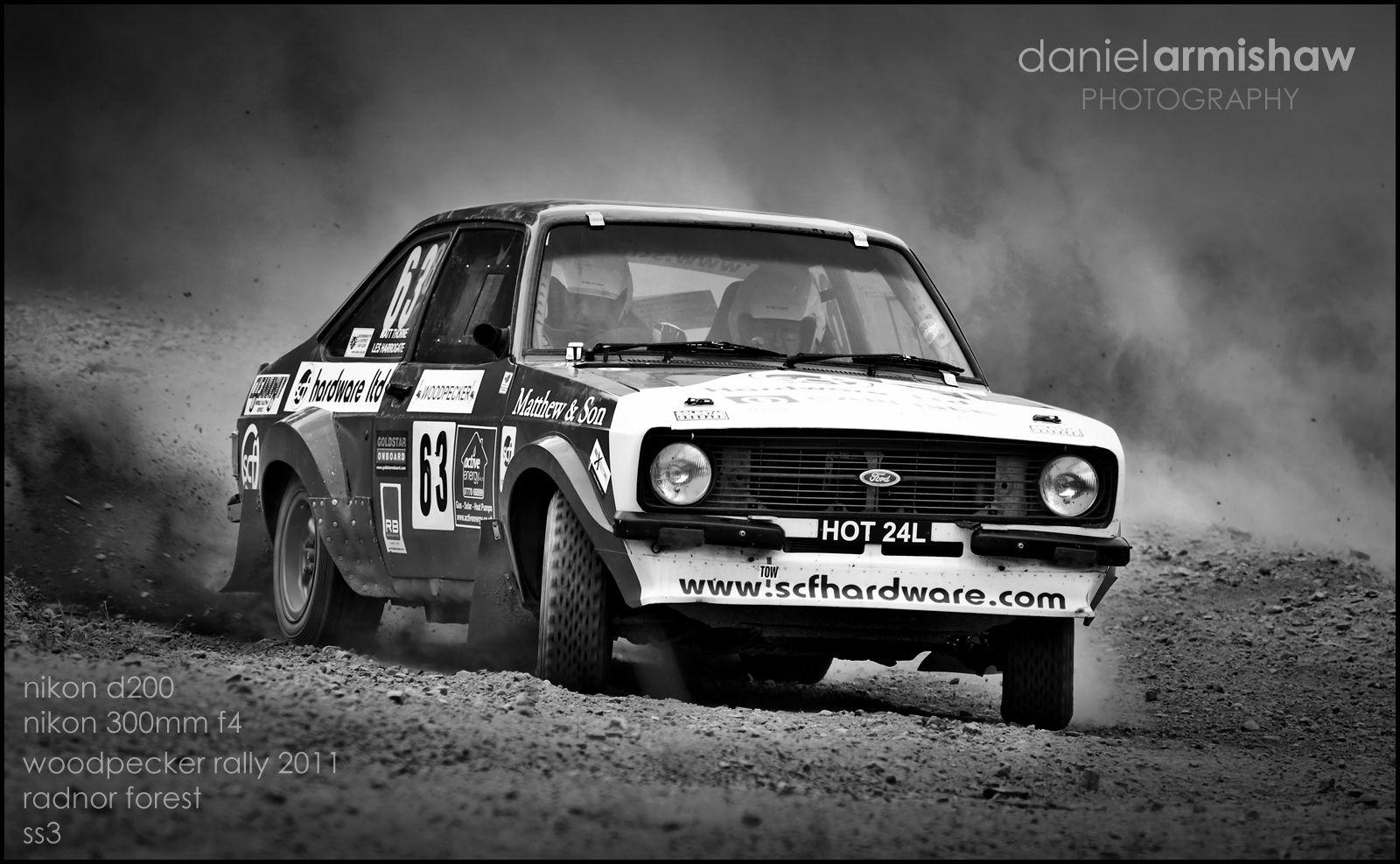 Classic Ford Escort Wallpapers