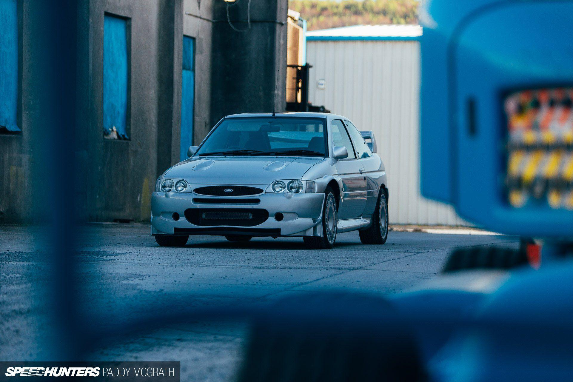 Ford Escort RS Cosworth tuning drift wallpapers