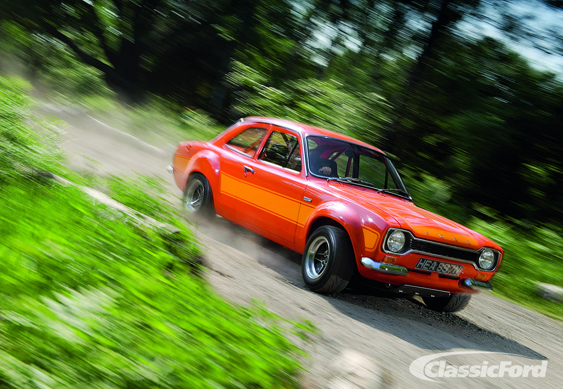 Wallpapers of the week: Ford Escort RS2000 Classic Ford, ford