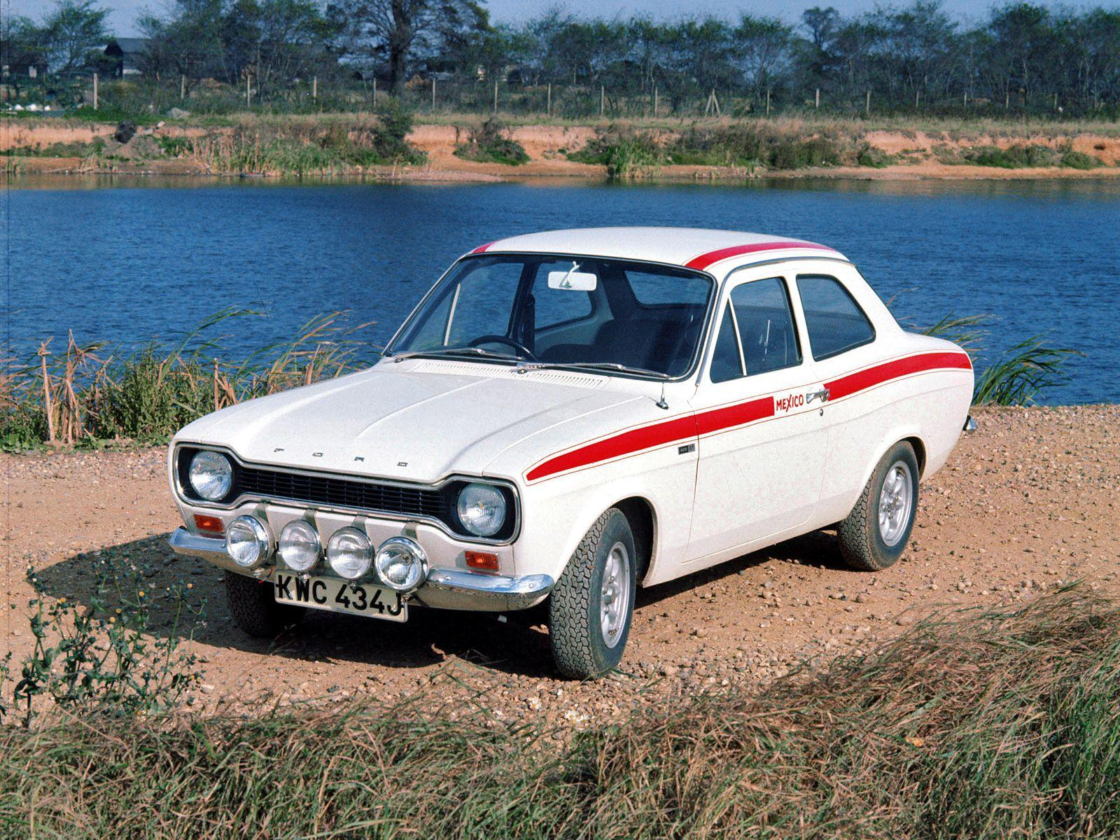 1970 Ford Escort Mexico classic wallpapers