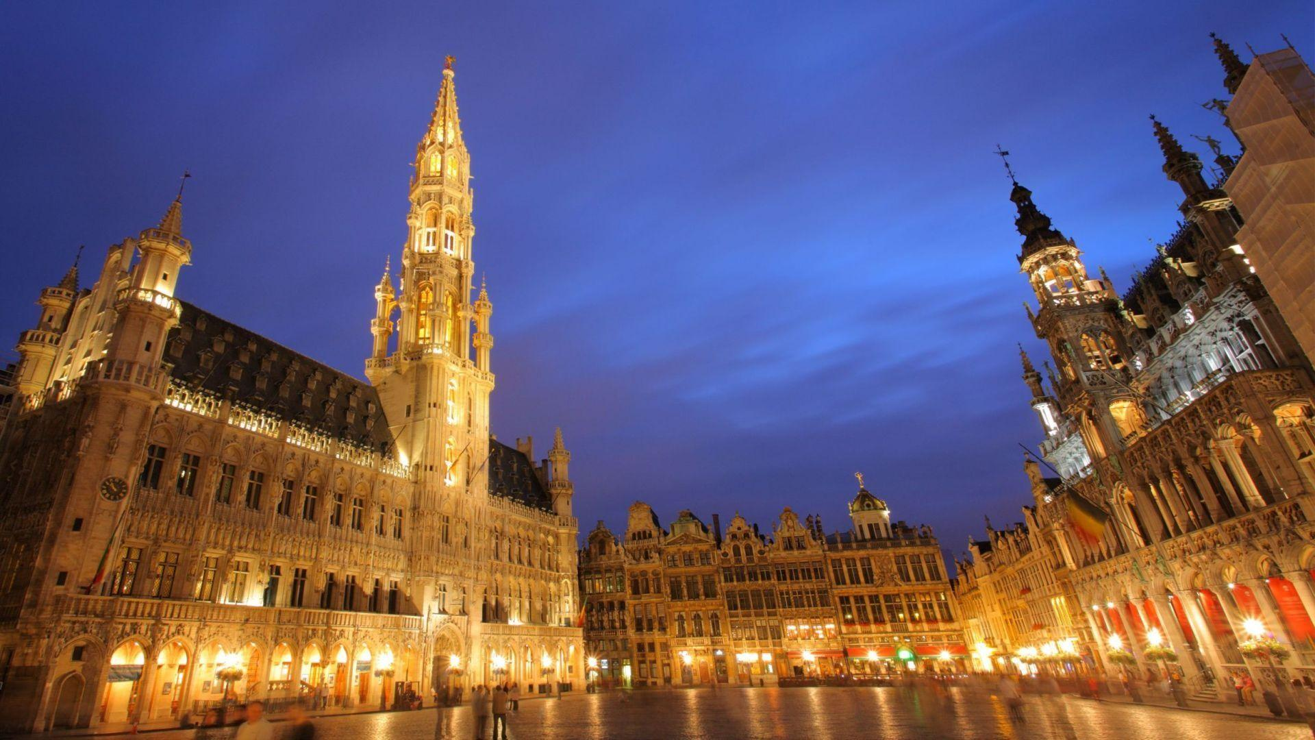 Grand Place Brussels Wallpapers