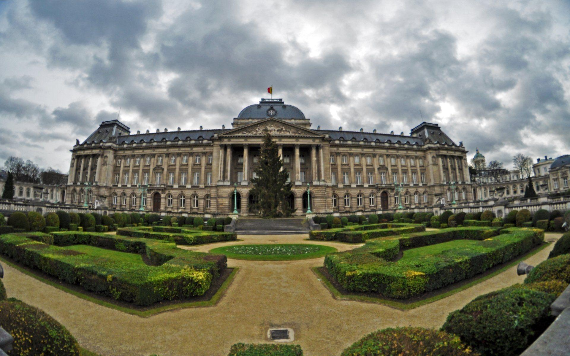 14 Royal Palace of Brussels HD Wallpapers