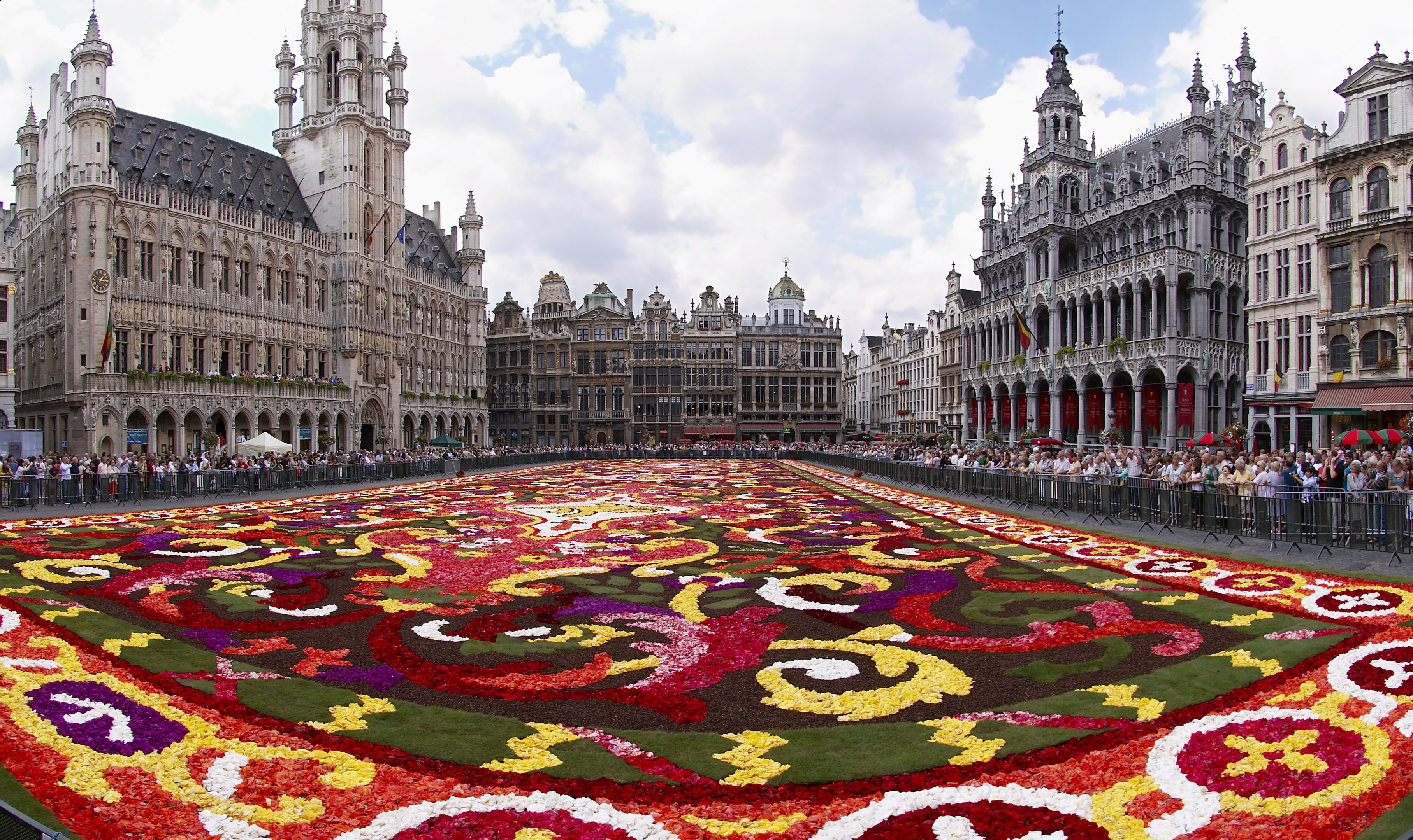 Most viewed Brussels wallpapers