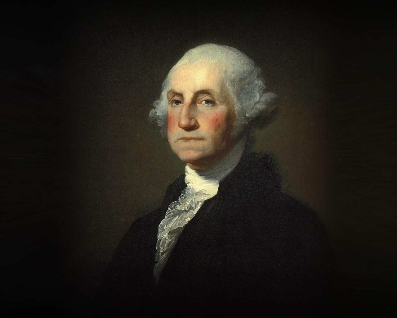 George Washington - Desktop Wallpaper