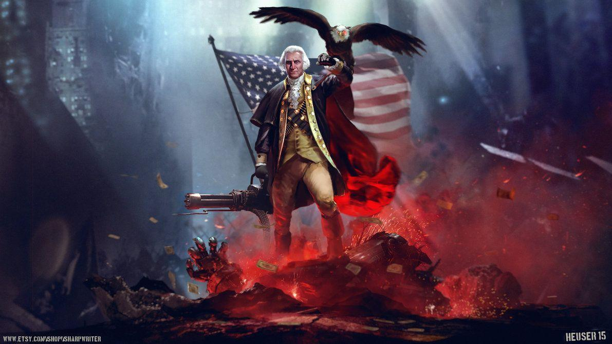 Badass Presidential Wallpapers (Including a history lesson ...