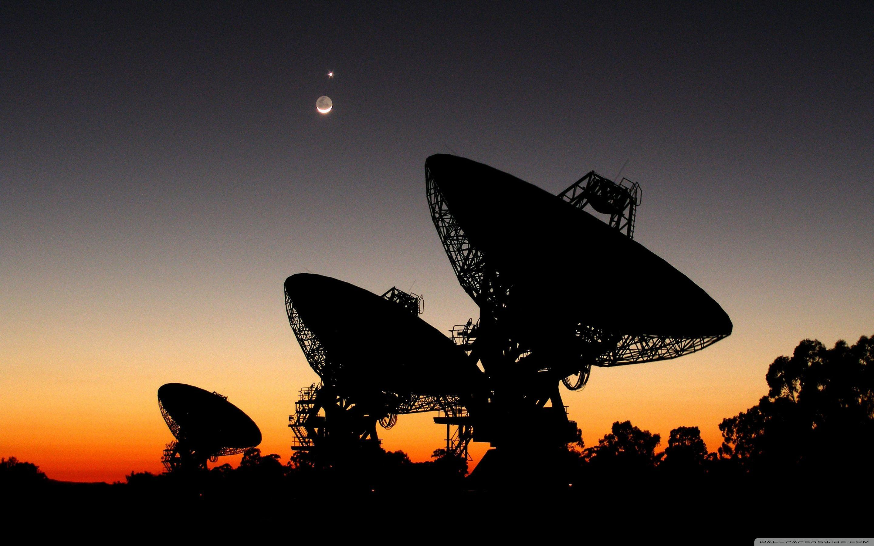 Satellite Array HD desktop wallpapers : High Definition
