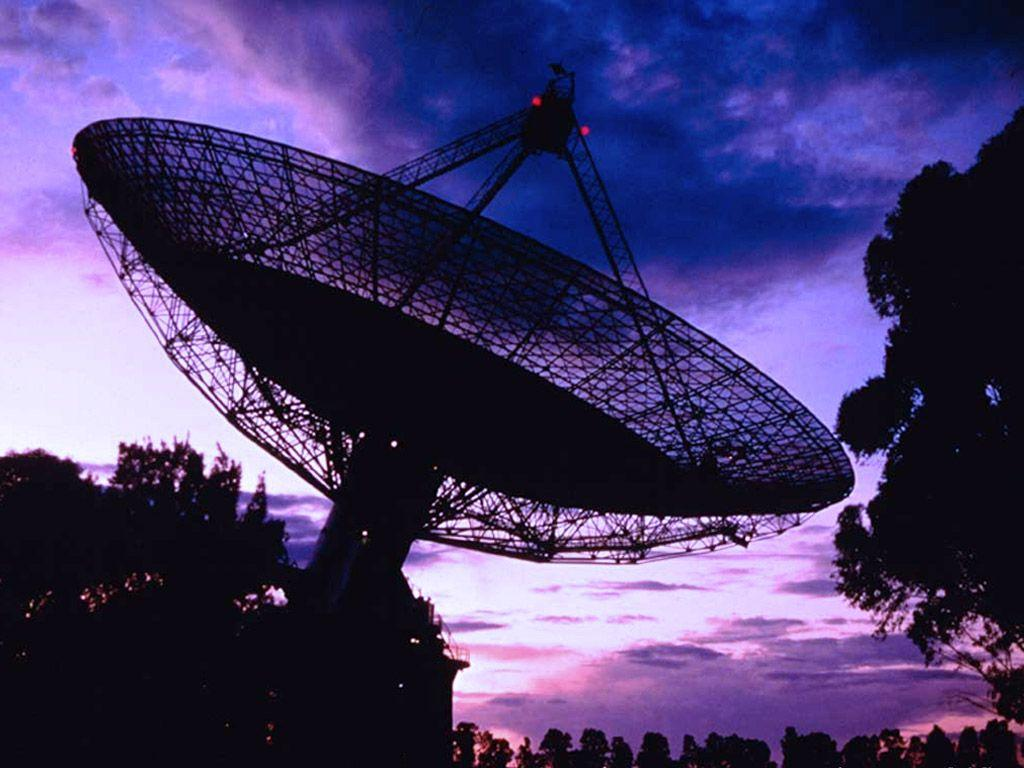 Radio Telescope Satellite Wallpapers Free HD Backgrounds Image