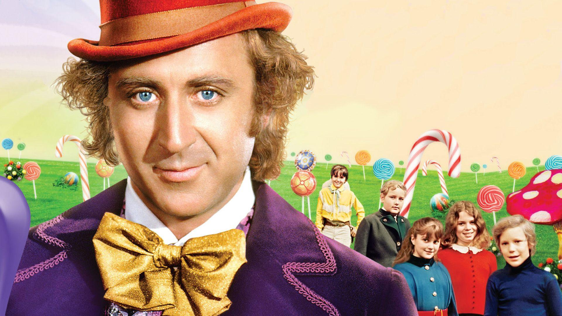 think positive willy wonka - HD1920×1080