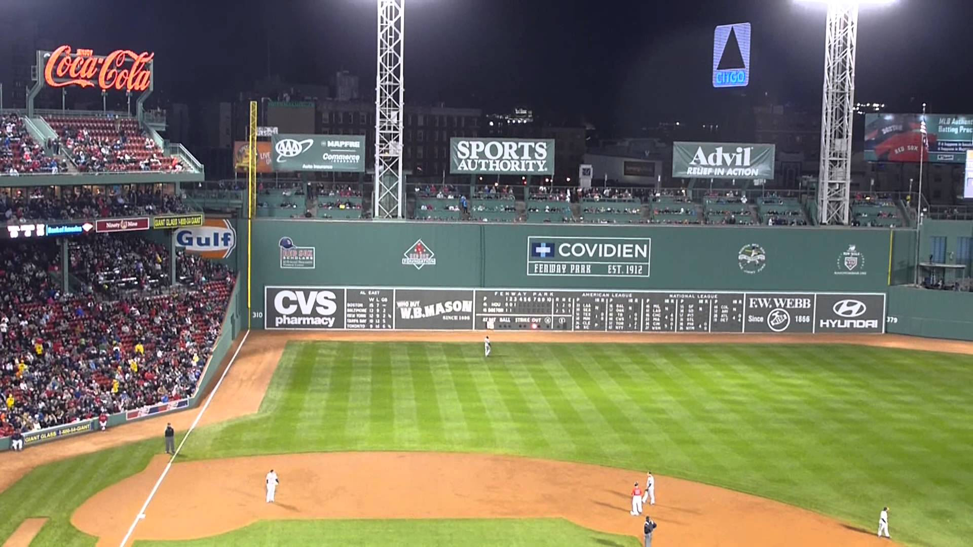 Images Of Fenway Park Wallpapers Hd
