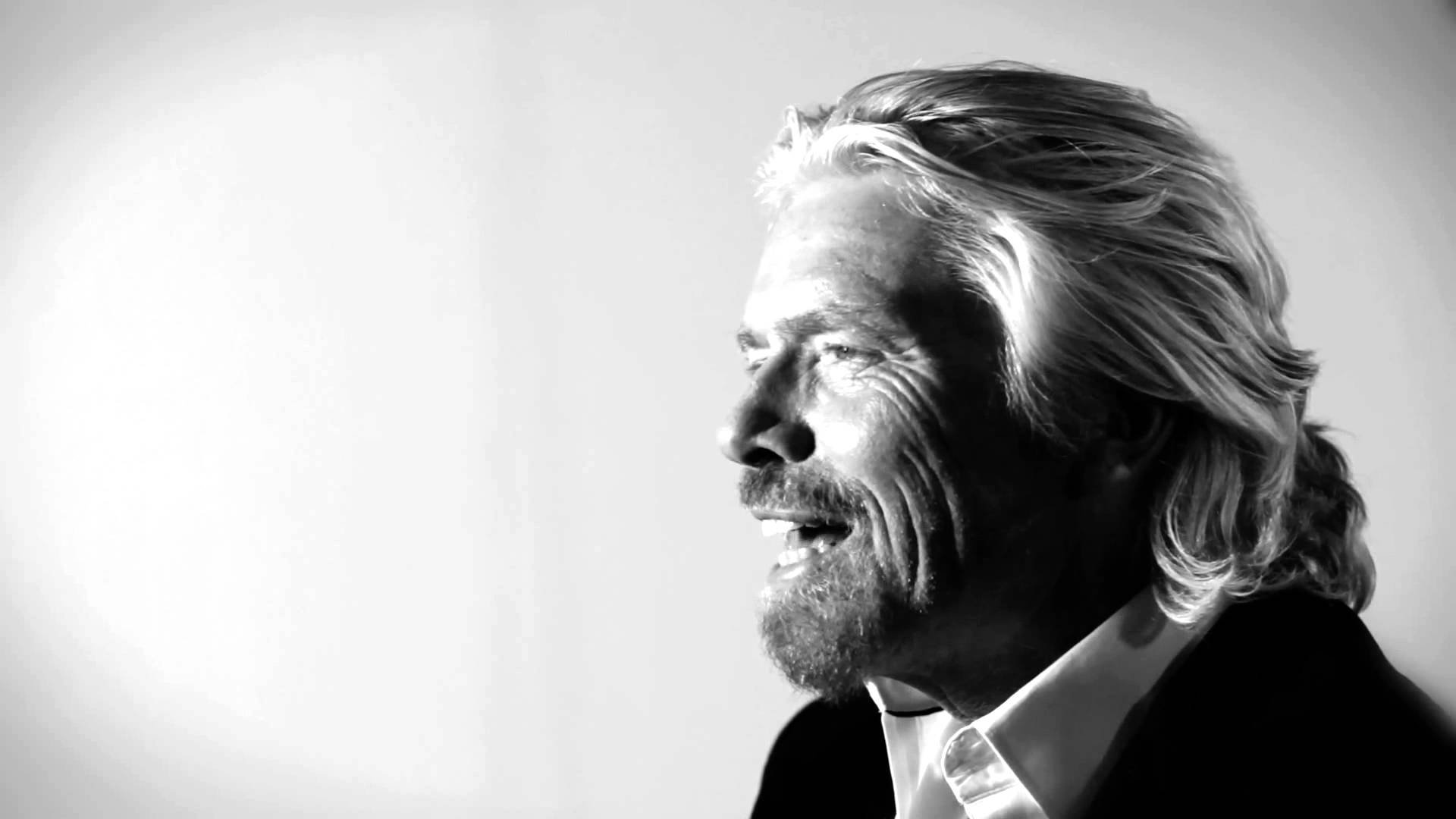 Story of the Week | Sir Richard Branson - YouTube