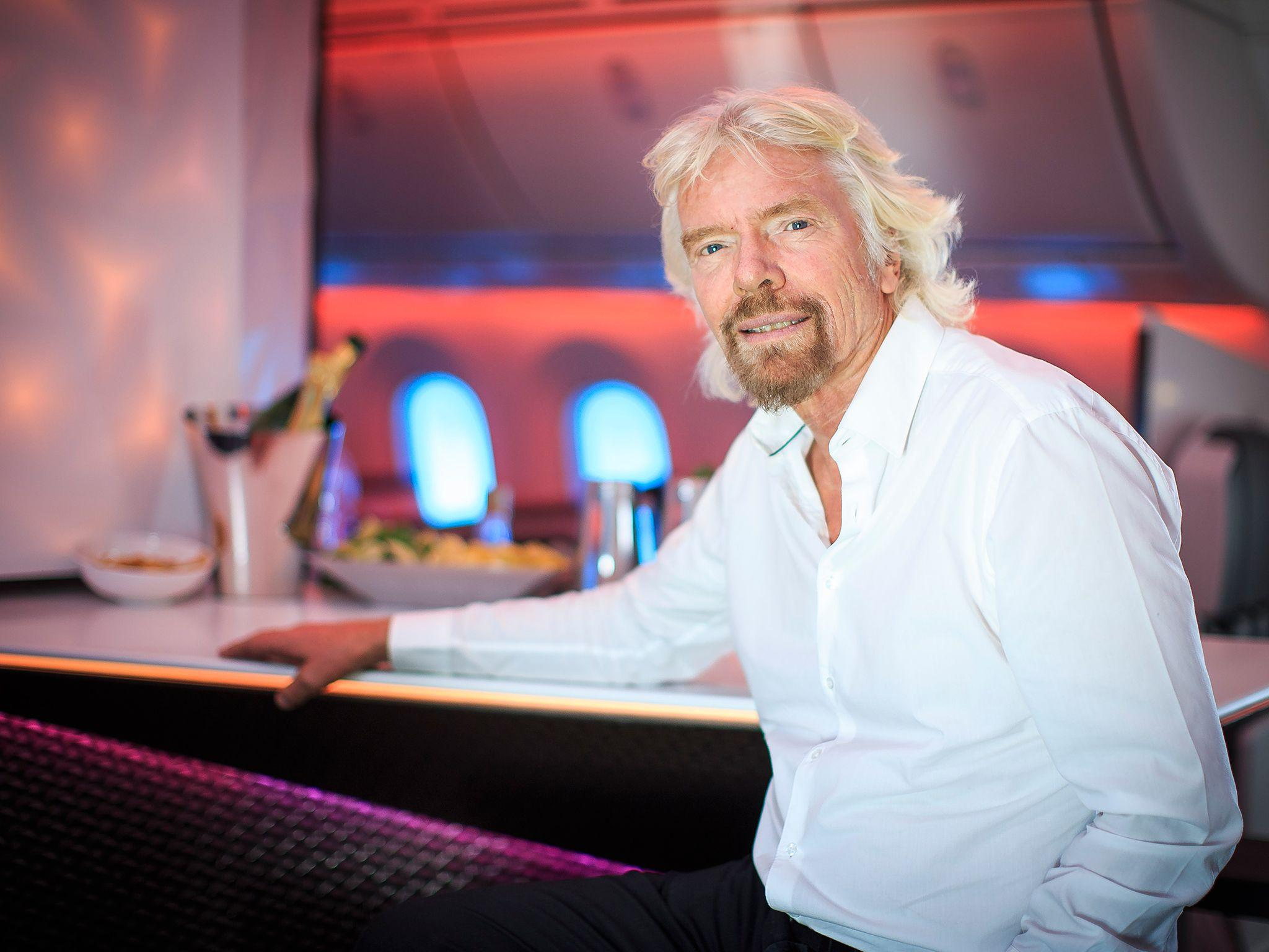 Richard Branson interview: Virgin chief on how age is moderating ...