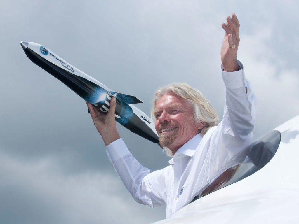 Q&A: Richard Branson Has a Game-Changing Idea for Flying with Kids ...