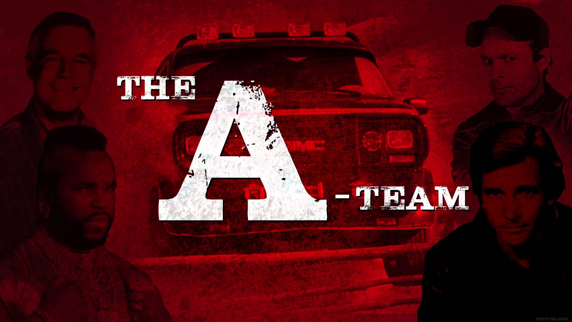 The A Team Wallpapers
