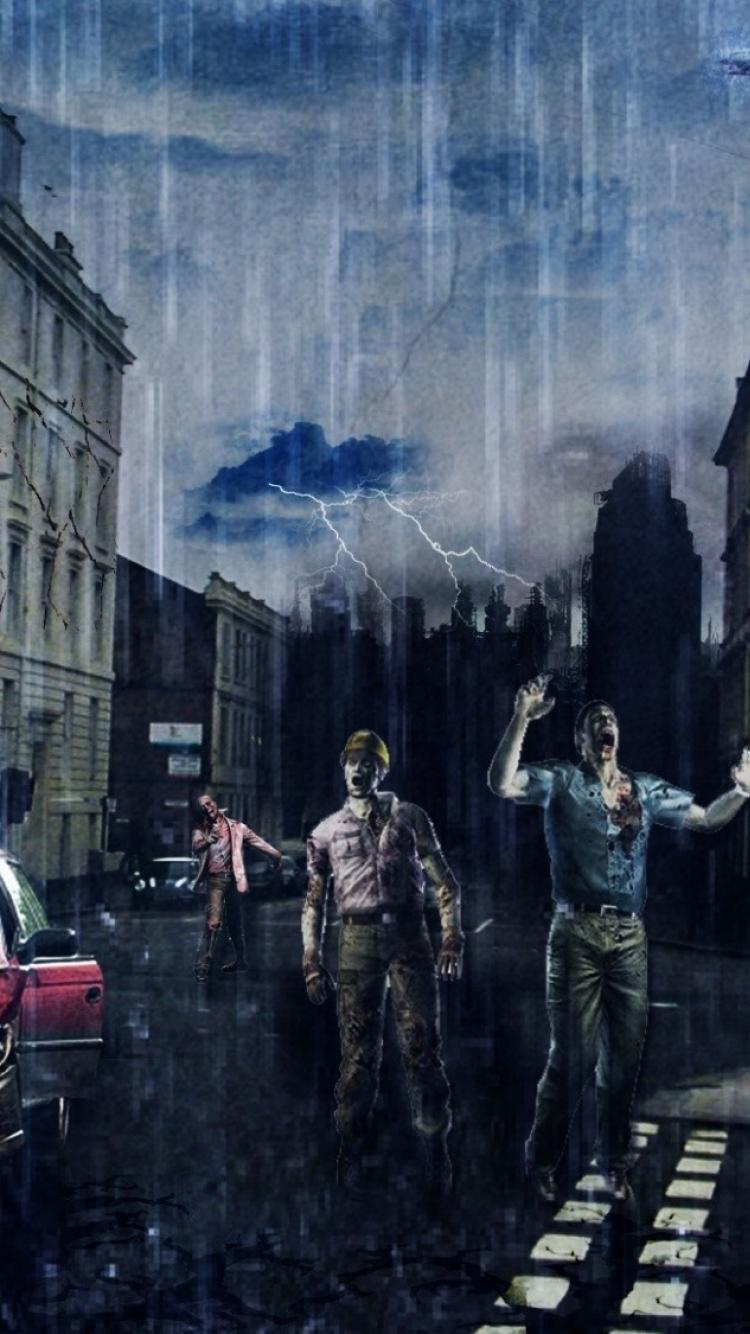 Zombie Apocalypse Wallpapers - Wallpaper Cave