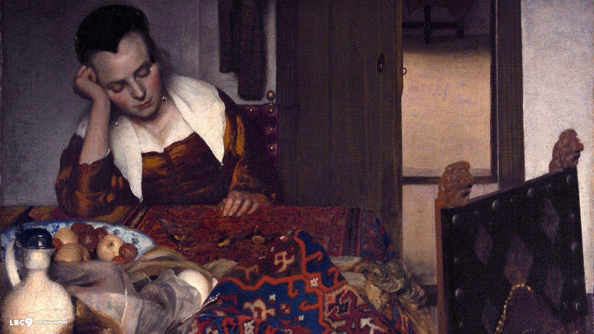 johannes vermeer wallpaper 1/16 | paintings hd backgrounds