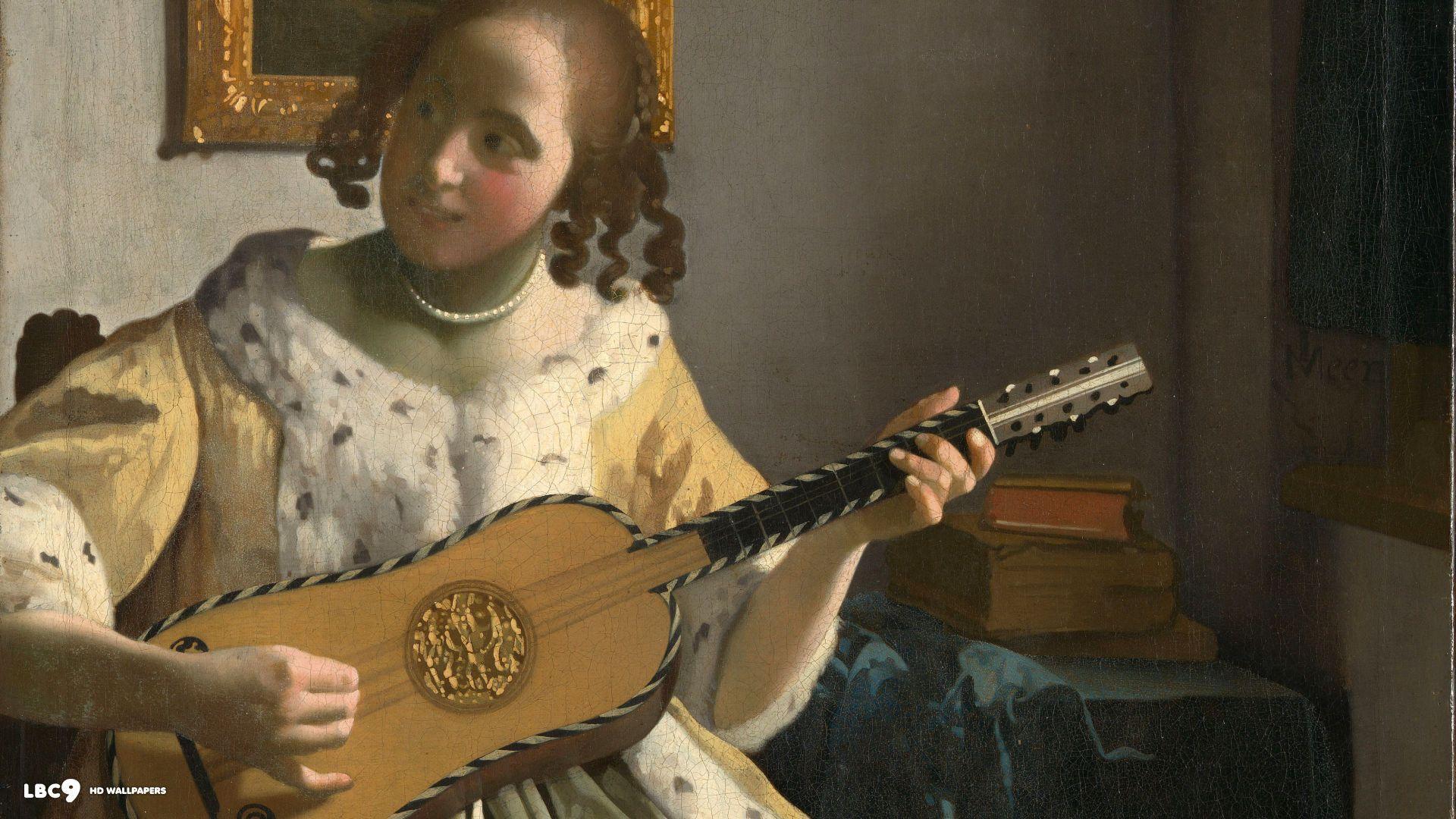 johannes vermeer wallpaper 10/16 | paintings hd backgrounds