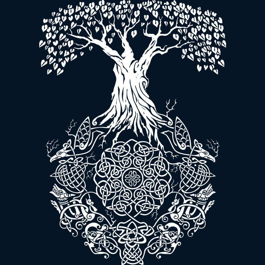 Download Yggdrasil Wallpaper Gallery