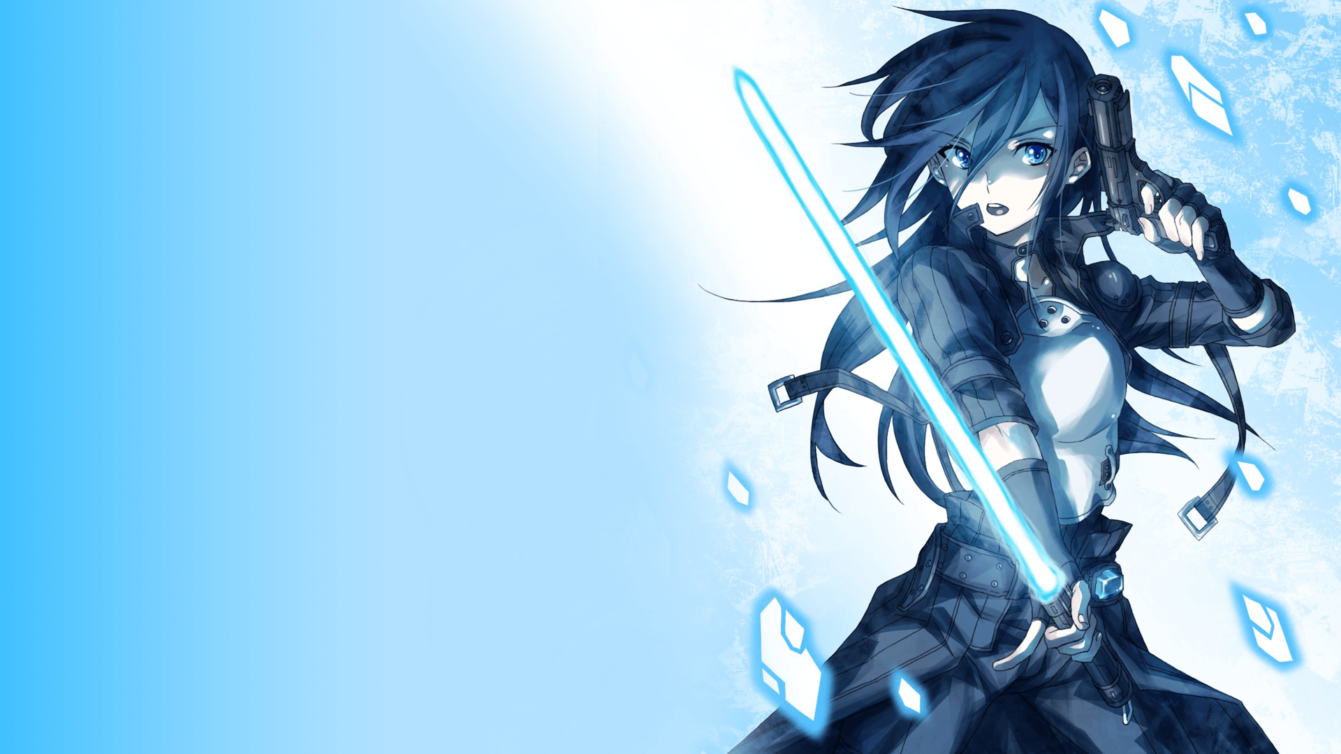 950 Sword Art Online II HD Wallpapers