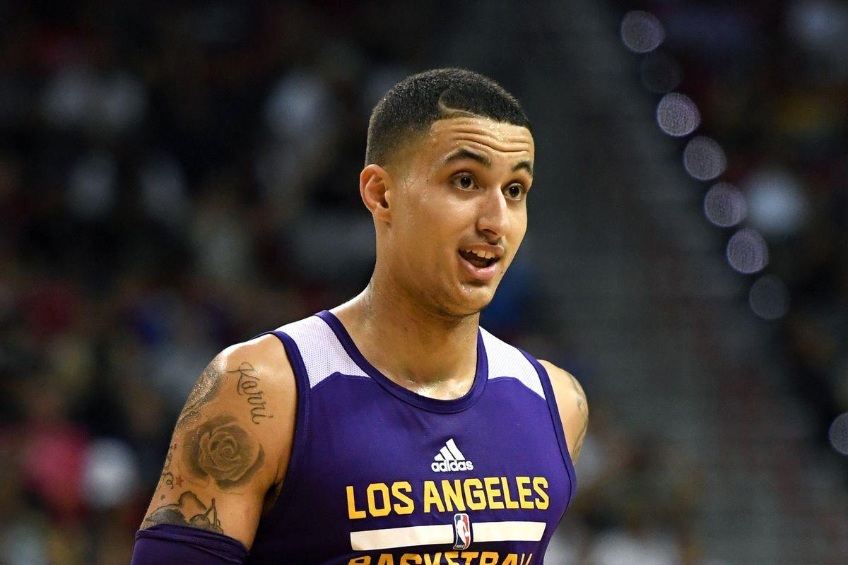 Kyle Kuzma says he can play any position for the Lakers, and he ...
