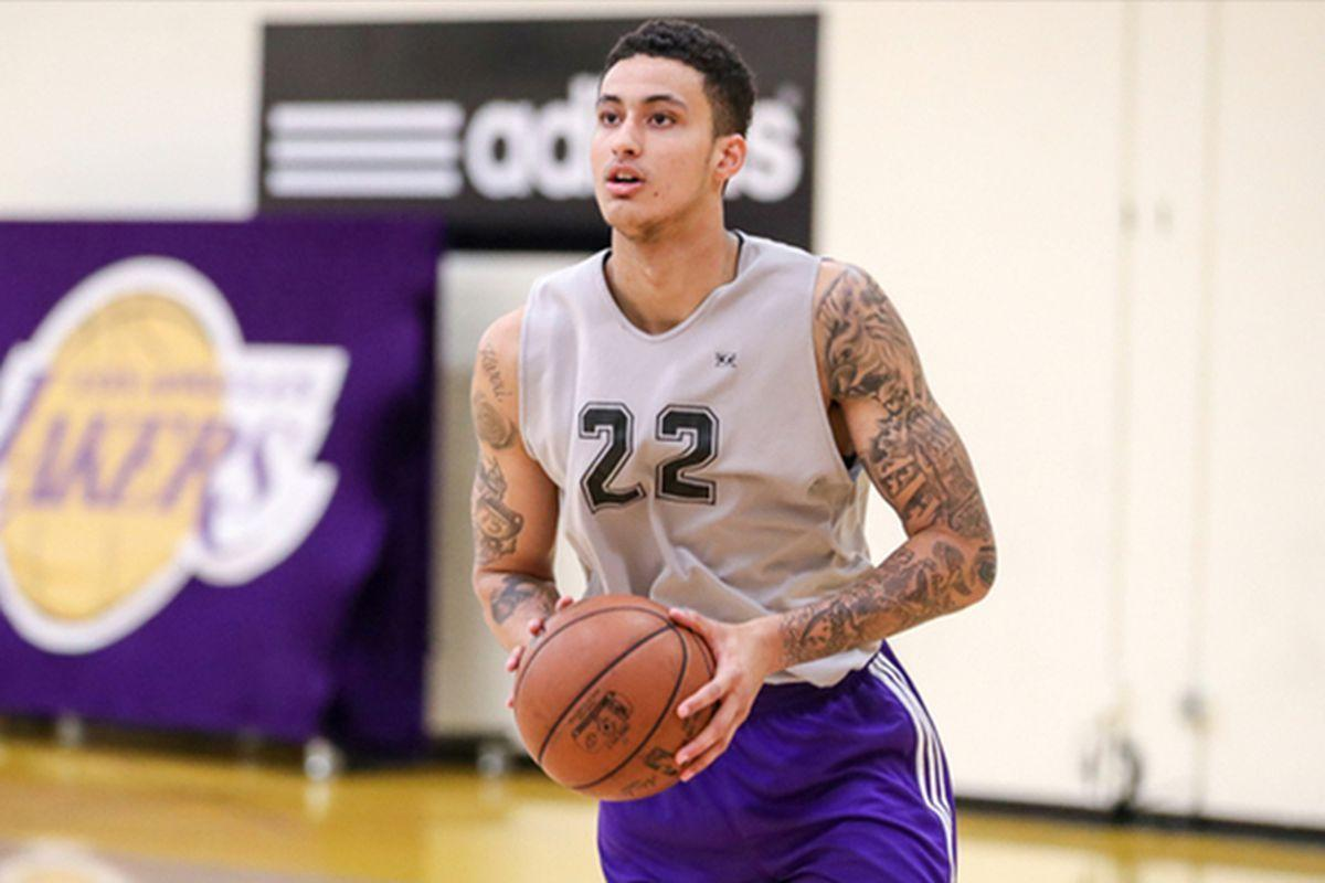 Kyle Kuzma: Why Lakers Fans Should Be Excited - Pacific Takes