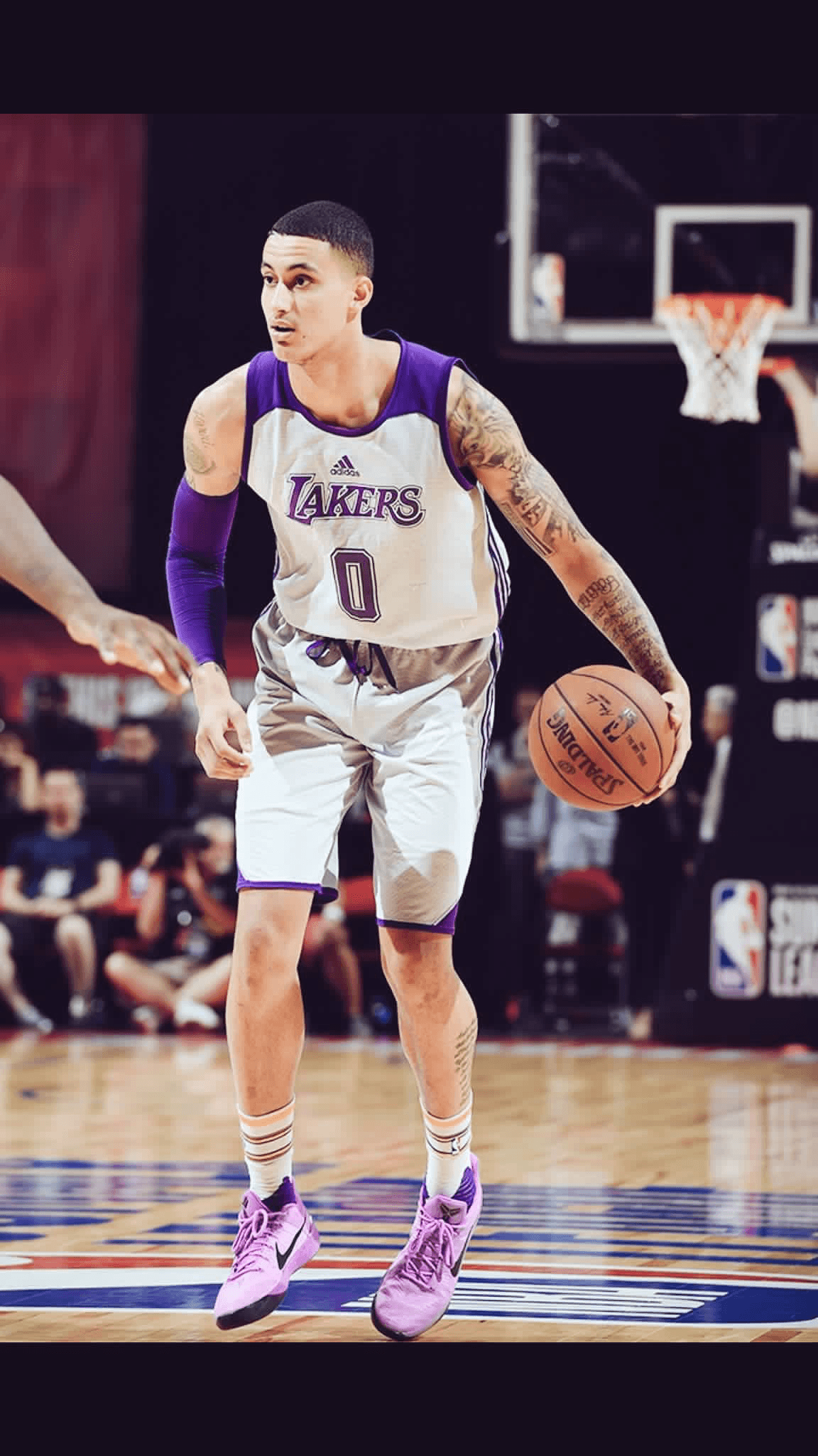 Kyle Kuzma #Lakers #Nike | Basketball: Los Angeles Lakers | Pinterest