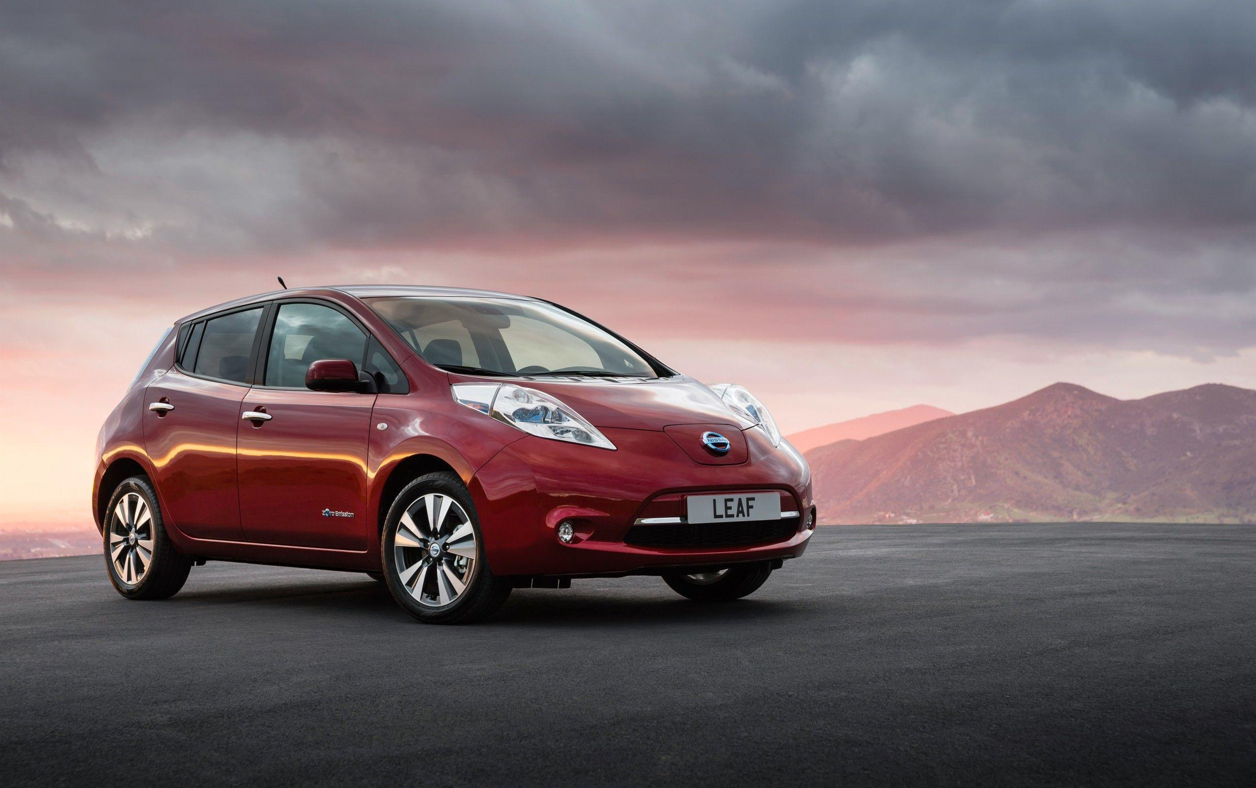 Nissan Leaf 2014 Wallpapers - 2550x1600 - 514161