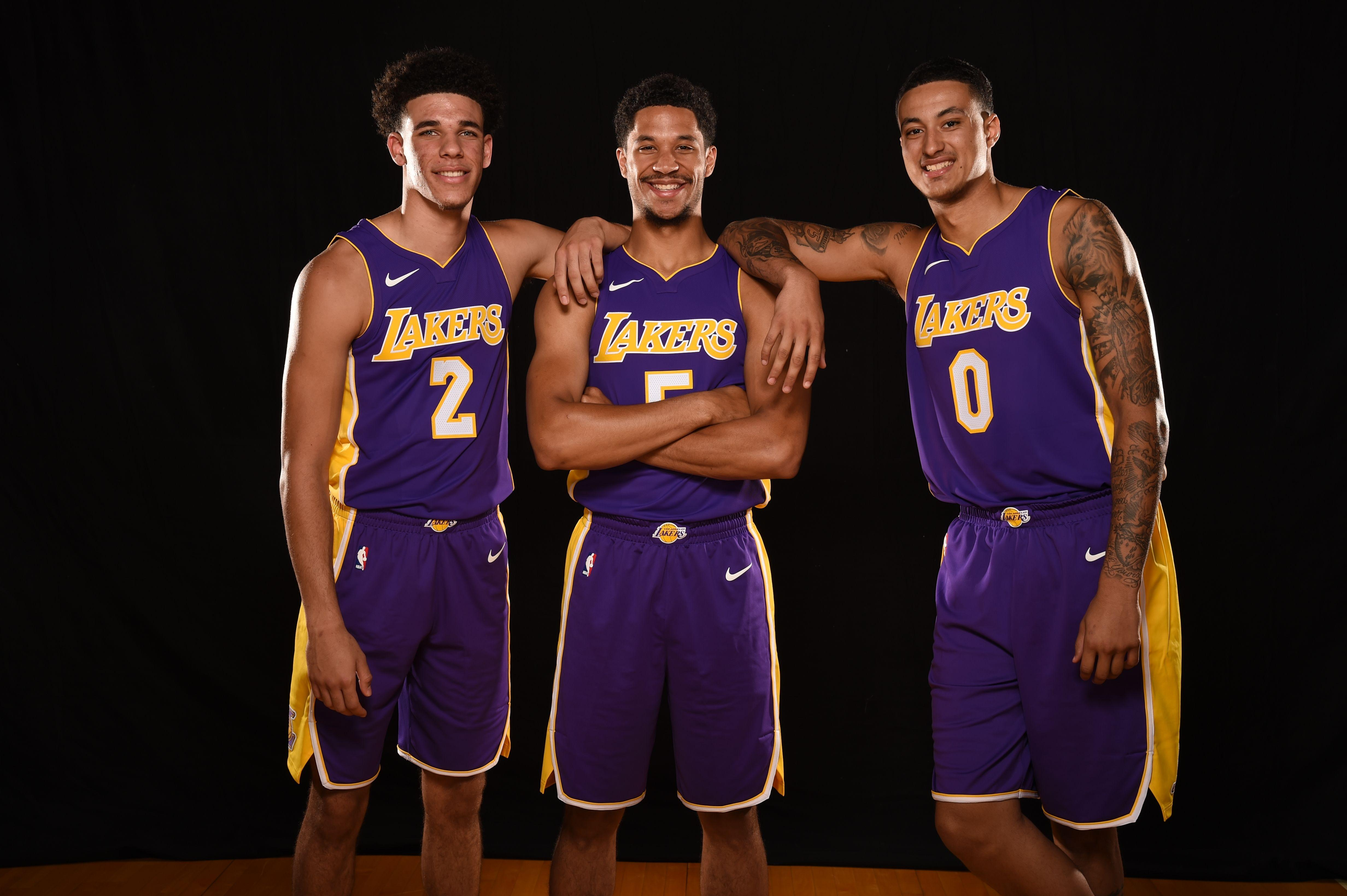 30 Teams in 30 Days: Offseason moves start Los Angeles Lakers ...