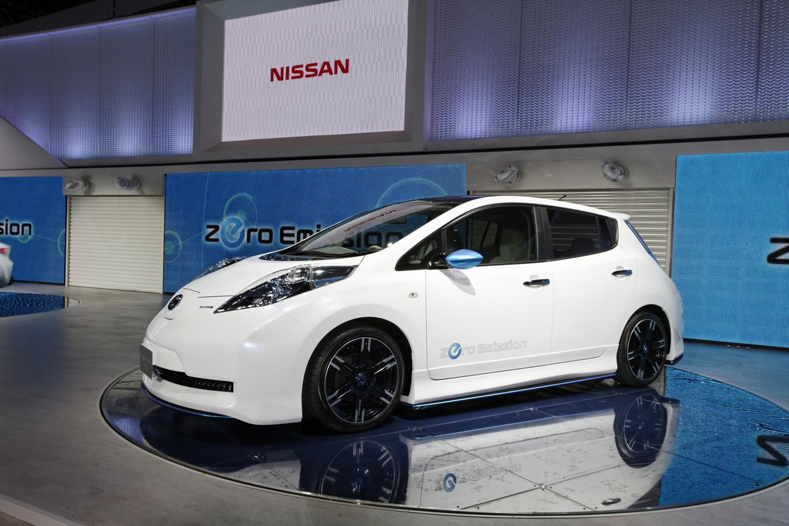 Nissan Leaf Nismo Concept 2011 photo 73488 pictures at high resolution