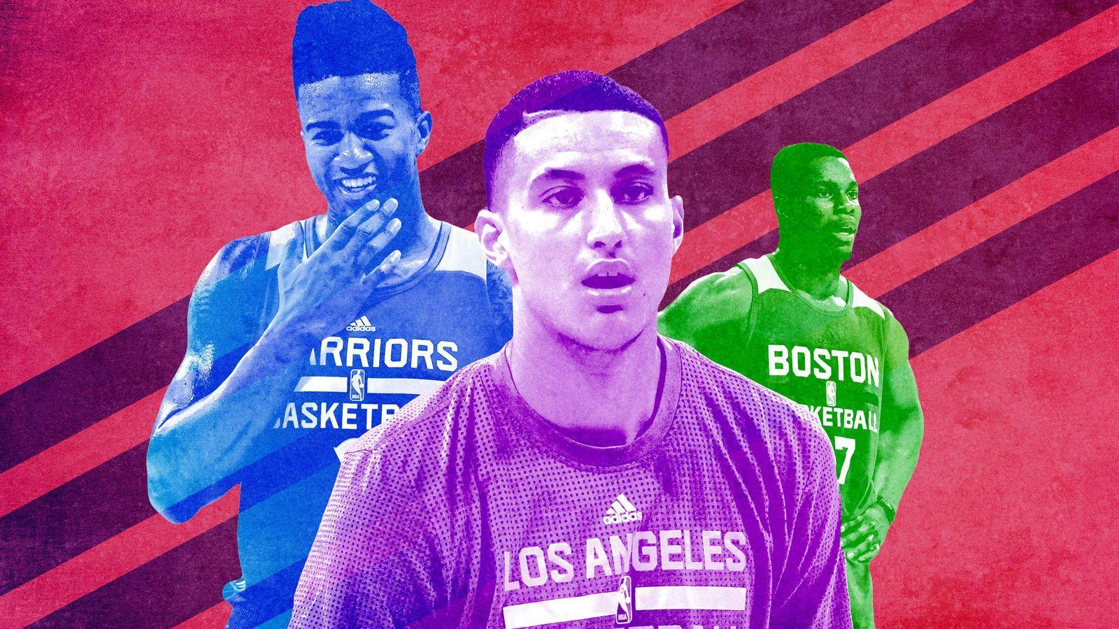 The Draymond Green Summer League All-Stars - The Ringer
