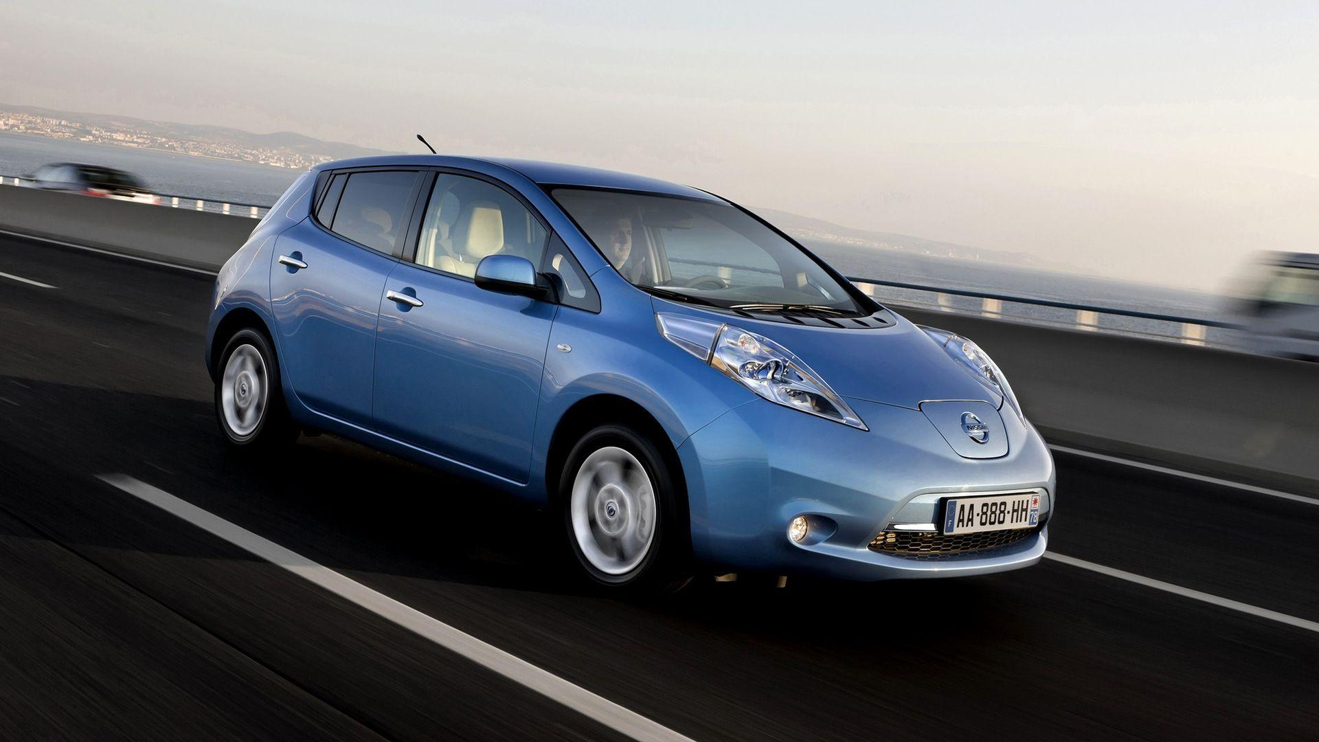 Nissan Leaf (2011) Wallpapers and HD Images - Car Pixel