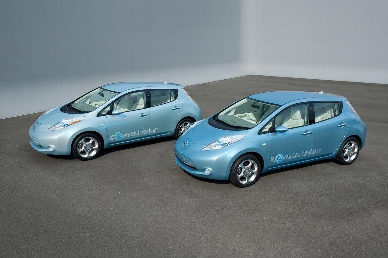 Nissan Leaf Wallpapers - LyhyXX.com