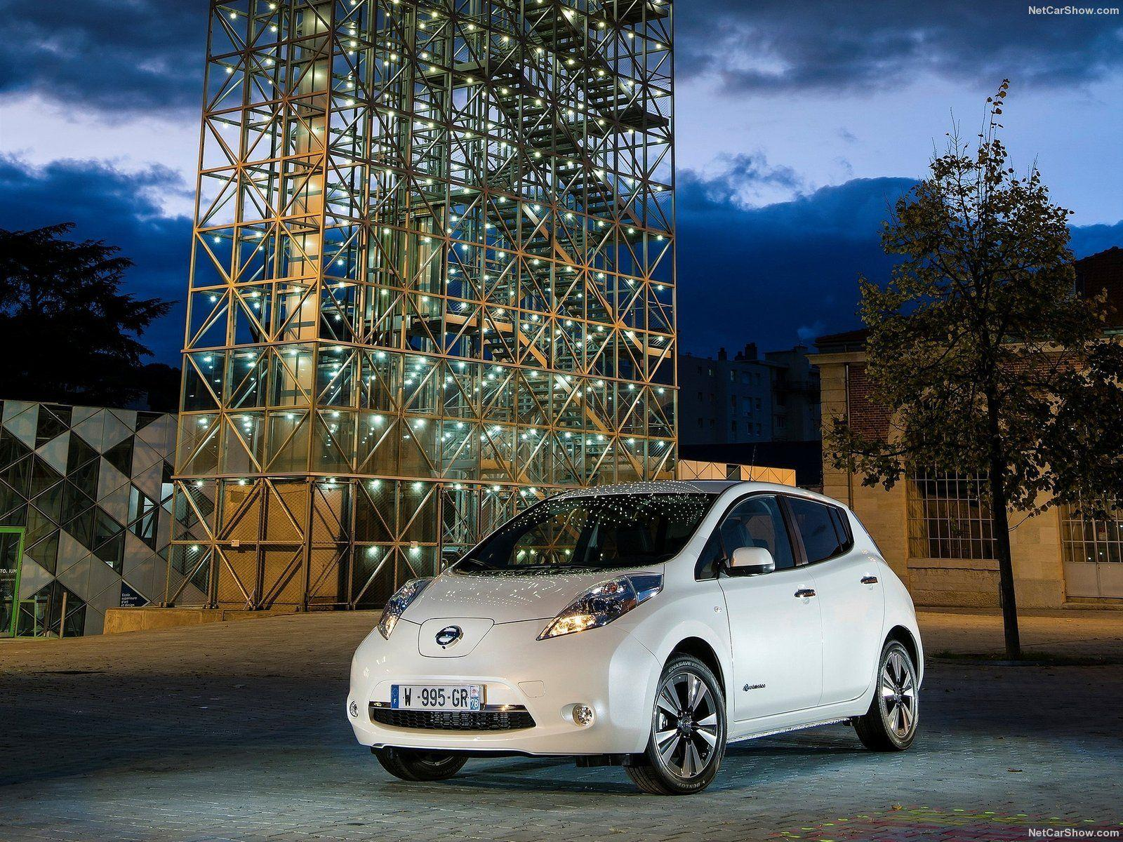 Nissan Leaf 30-kWh cars electric 2016 wallpaper | 1600x1200 ...