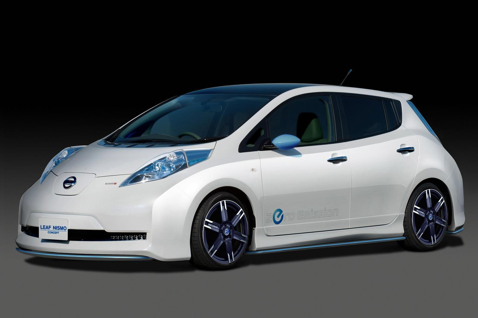 Nissan Leaf Nismo Concept 2011 photo 73477 pictures at high resolution