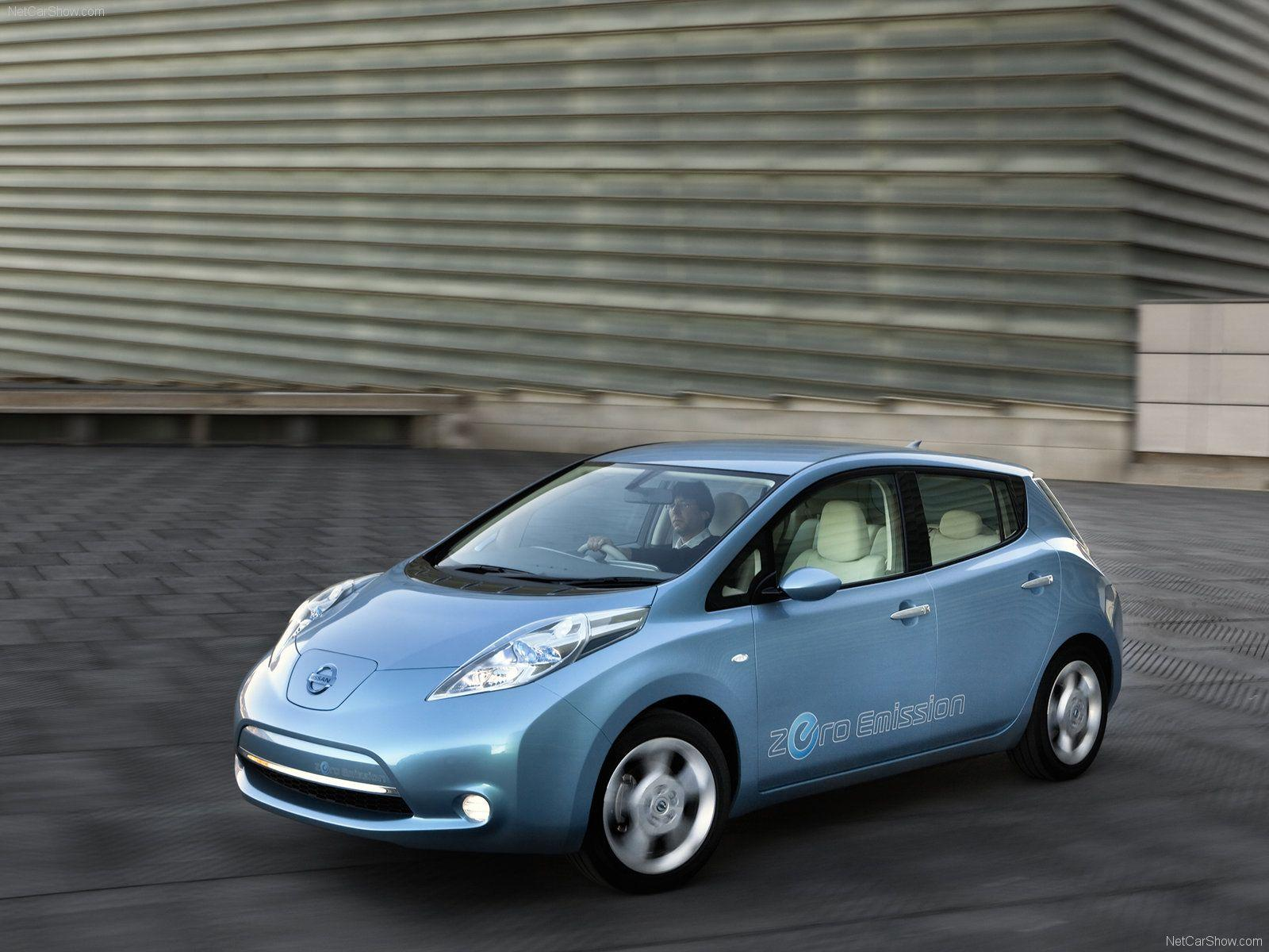 Nissan Leaf picture # 72061 | Nissan photo gallery | CarsBase.com