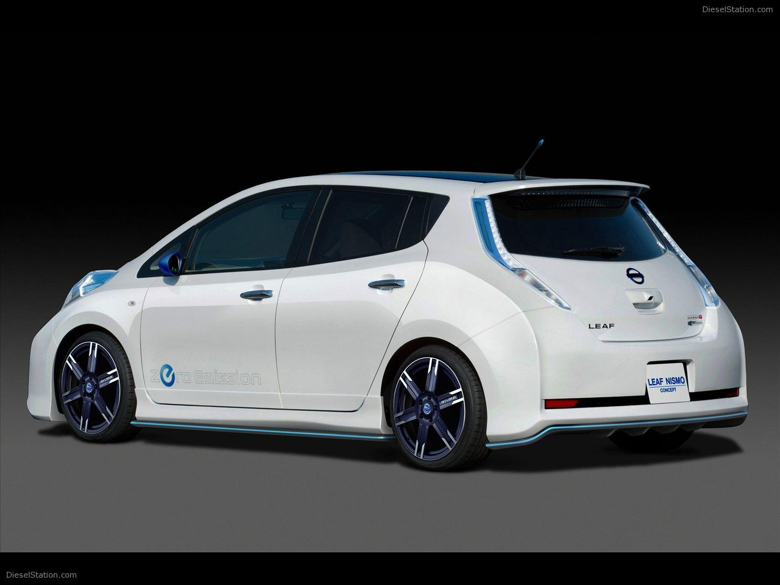 Nissan LEAF NISMO Concept 2012 Exotic Car Wallpapers #02 of 4 ...