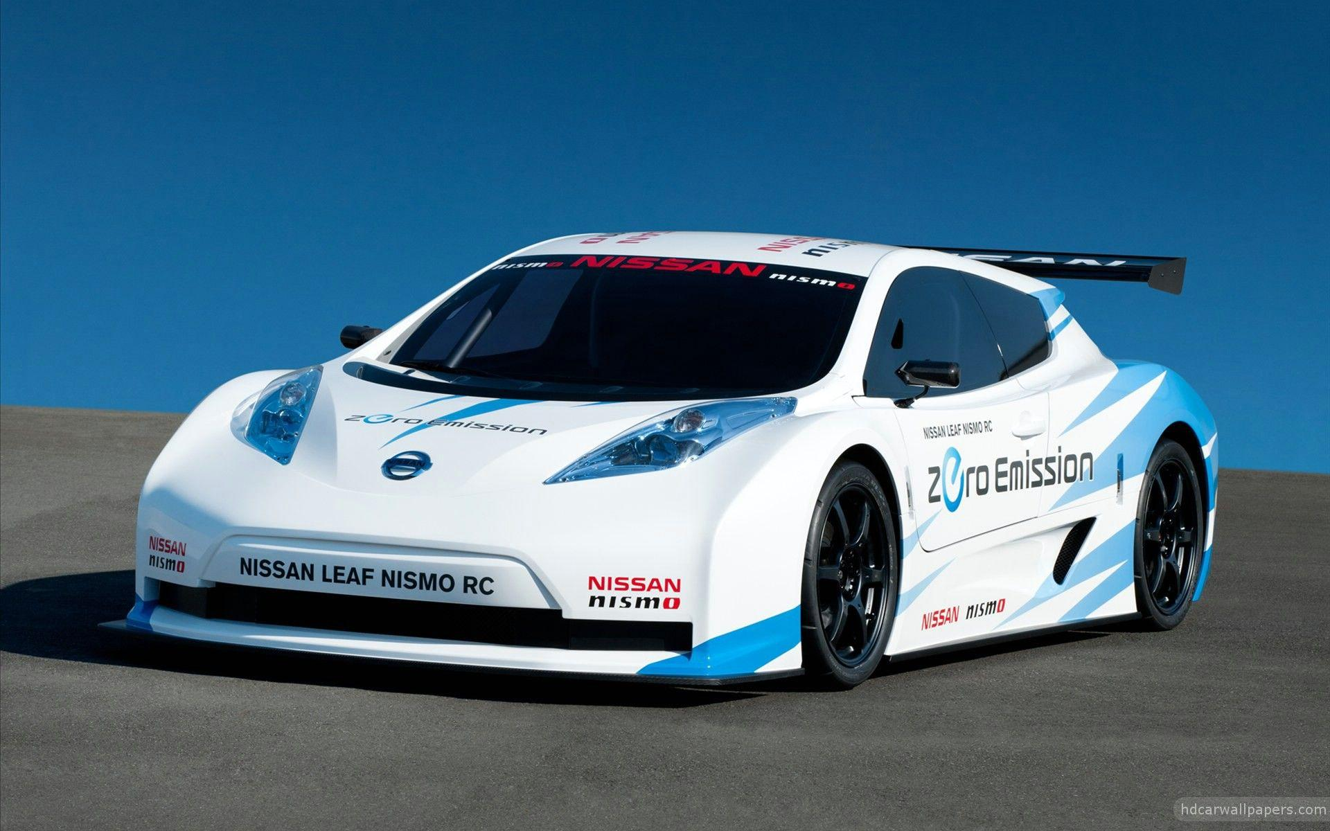 2011 Nissan Leaf Nismo RC Wallpaper | HD Car Wallpapers