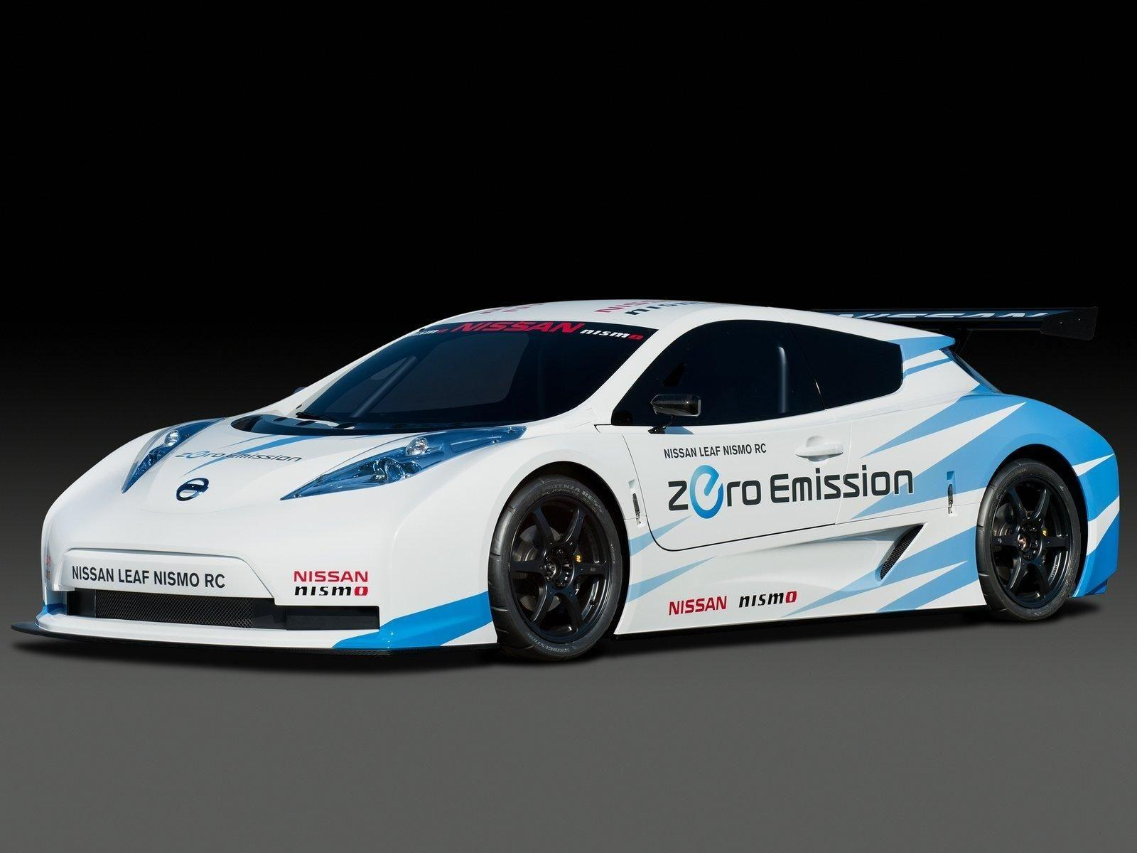 Nissan Leaf Nismo RC Concept - 2011 - 1 Wallpapers - 1600x1200 ...
